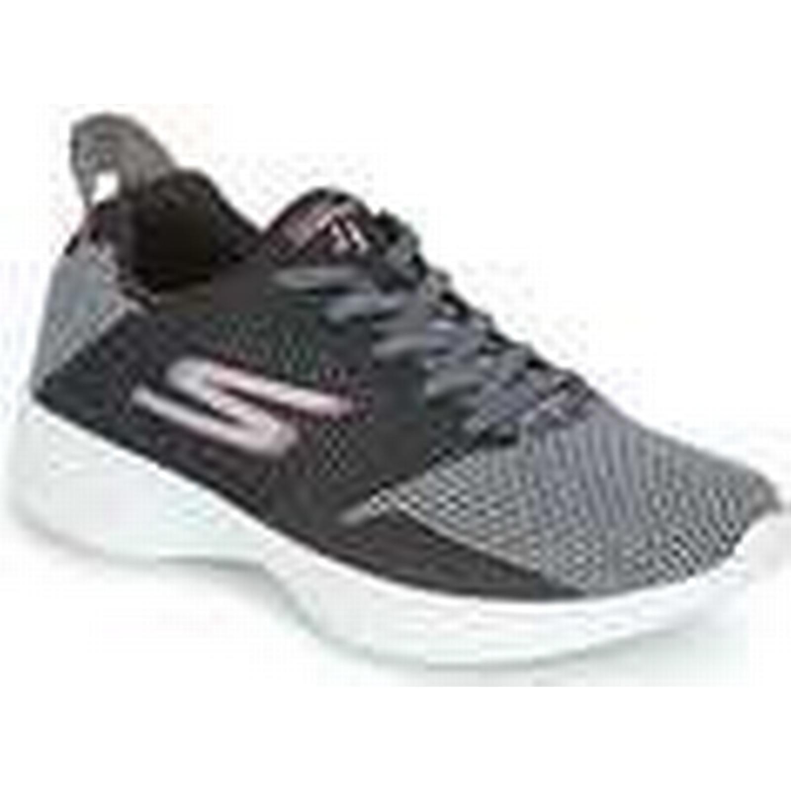 Skechers   GO WALK 4  Skechers women's Sports Trainers (Shoes) in Black 74bec6
