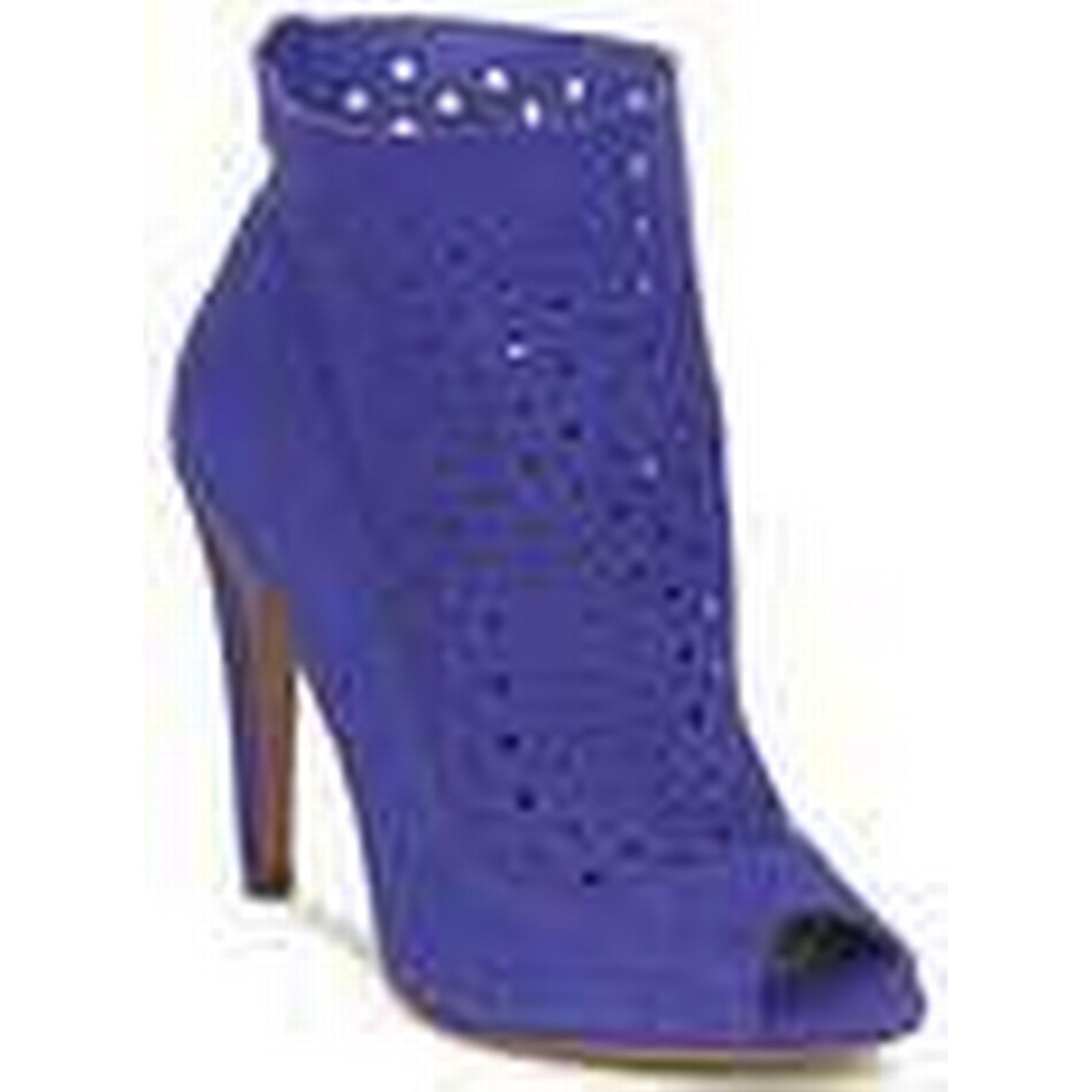 Bourne Low  RITA  women's Low Bourne Boots in Blue 6e9f87