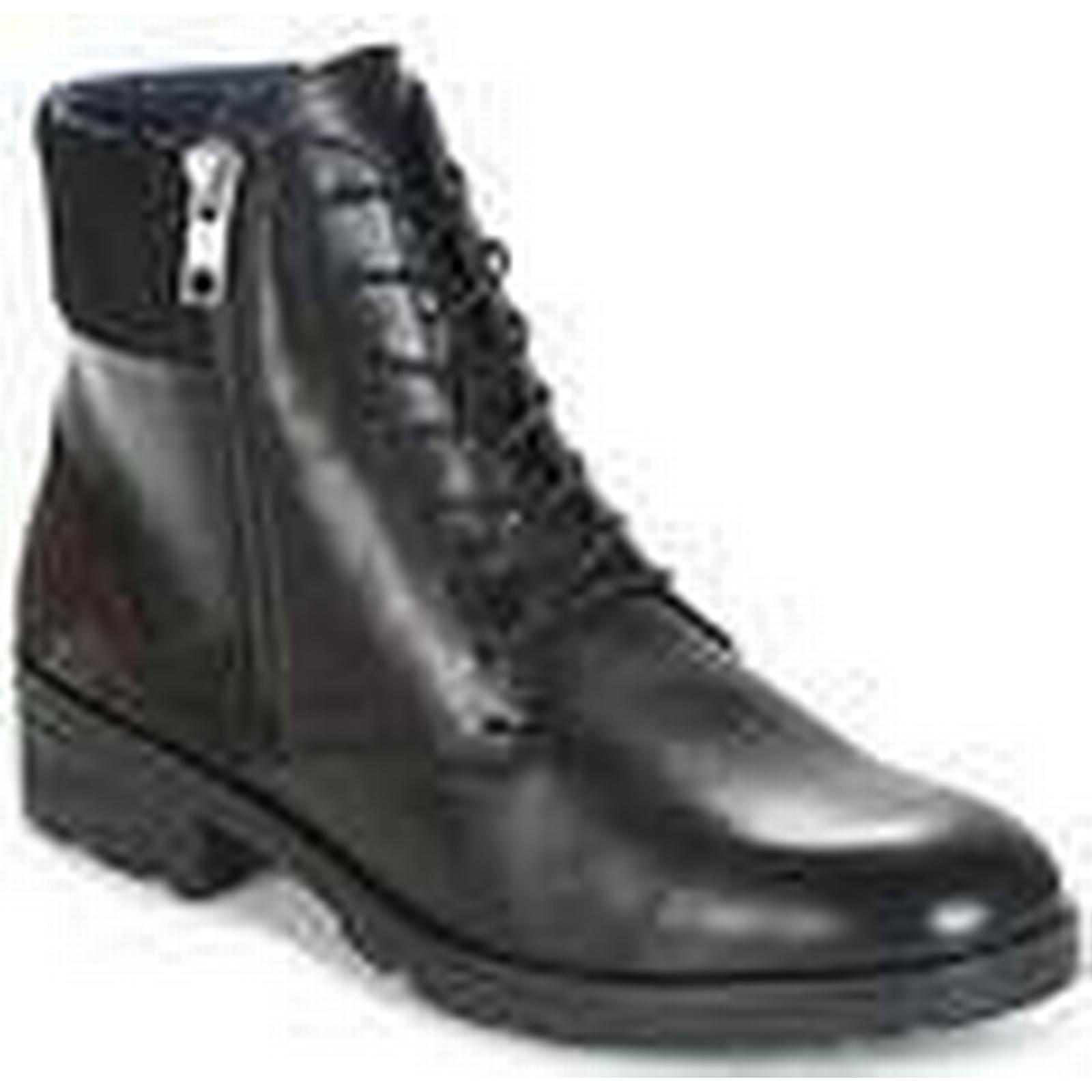 Dorking  NALA  women's Black Low Ankle Boots in Black women's 0d040a