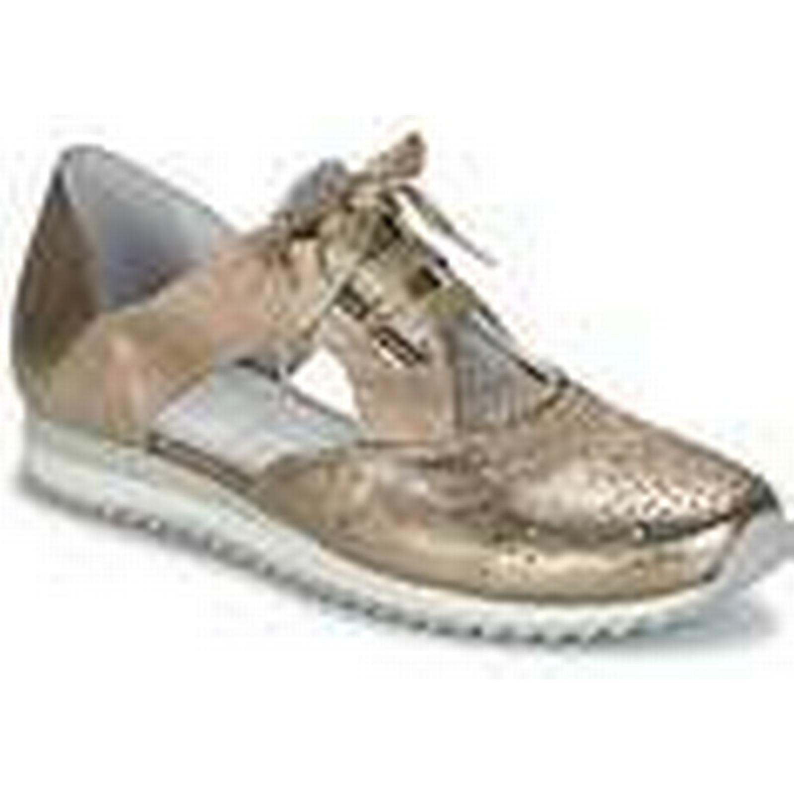 Regard Shoes  RIZAFU  women's Shoes Regard (Pumps / Ballerinas) in Gold a54029