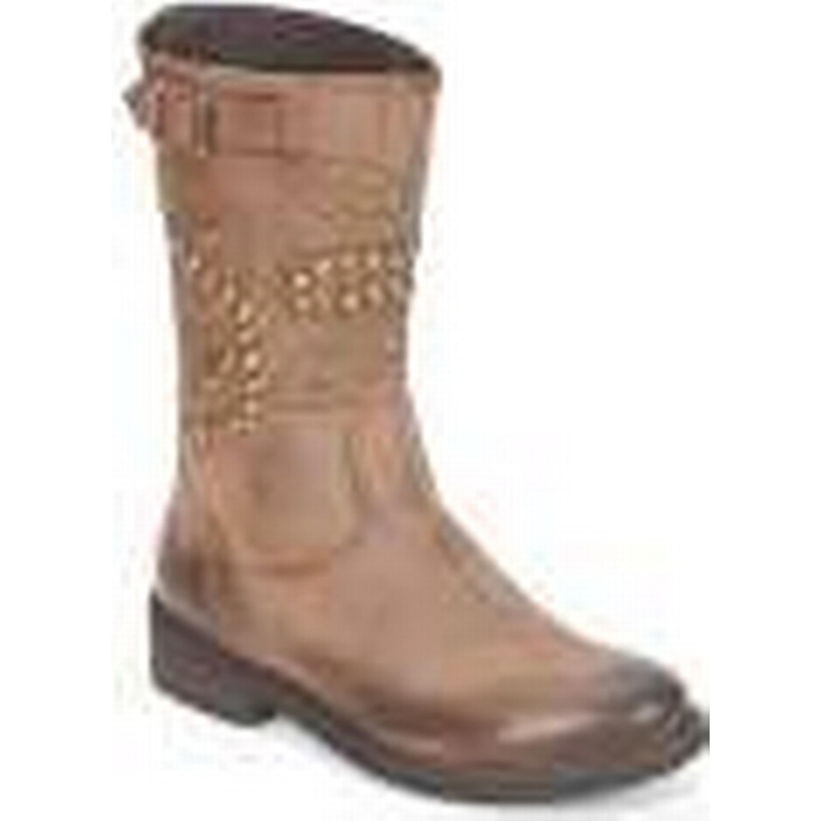 Yin  Mid BUSTER NABUK  women's Mid  Boots in Brown 997b3f
