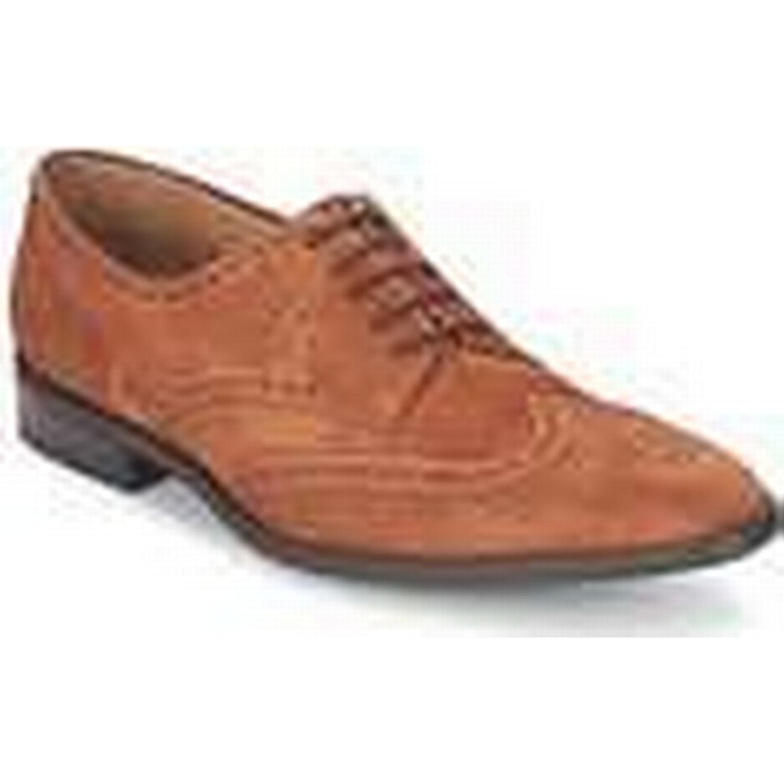 So Size  CROKI  men's men's  Casual Shoes in Brown 74ad49
