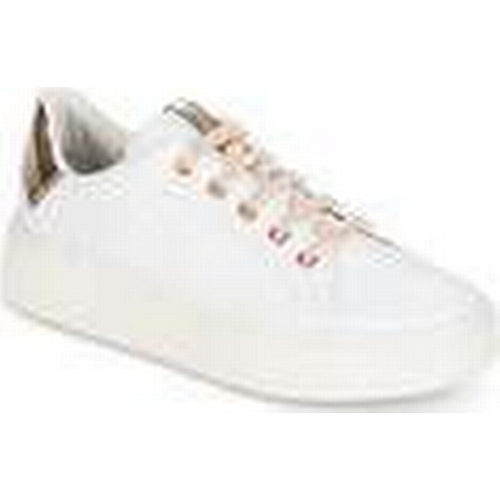 Geox  D NHENBUS A  women's Shoes (Trainers) in White White in 8a4eec
