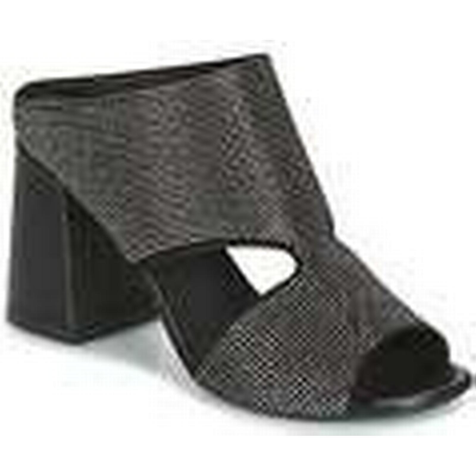 Mimmu  ISCOX9   ISCOX9 women's Mules / Casual Shoes in Black 249d7e