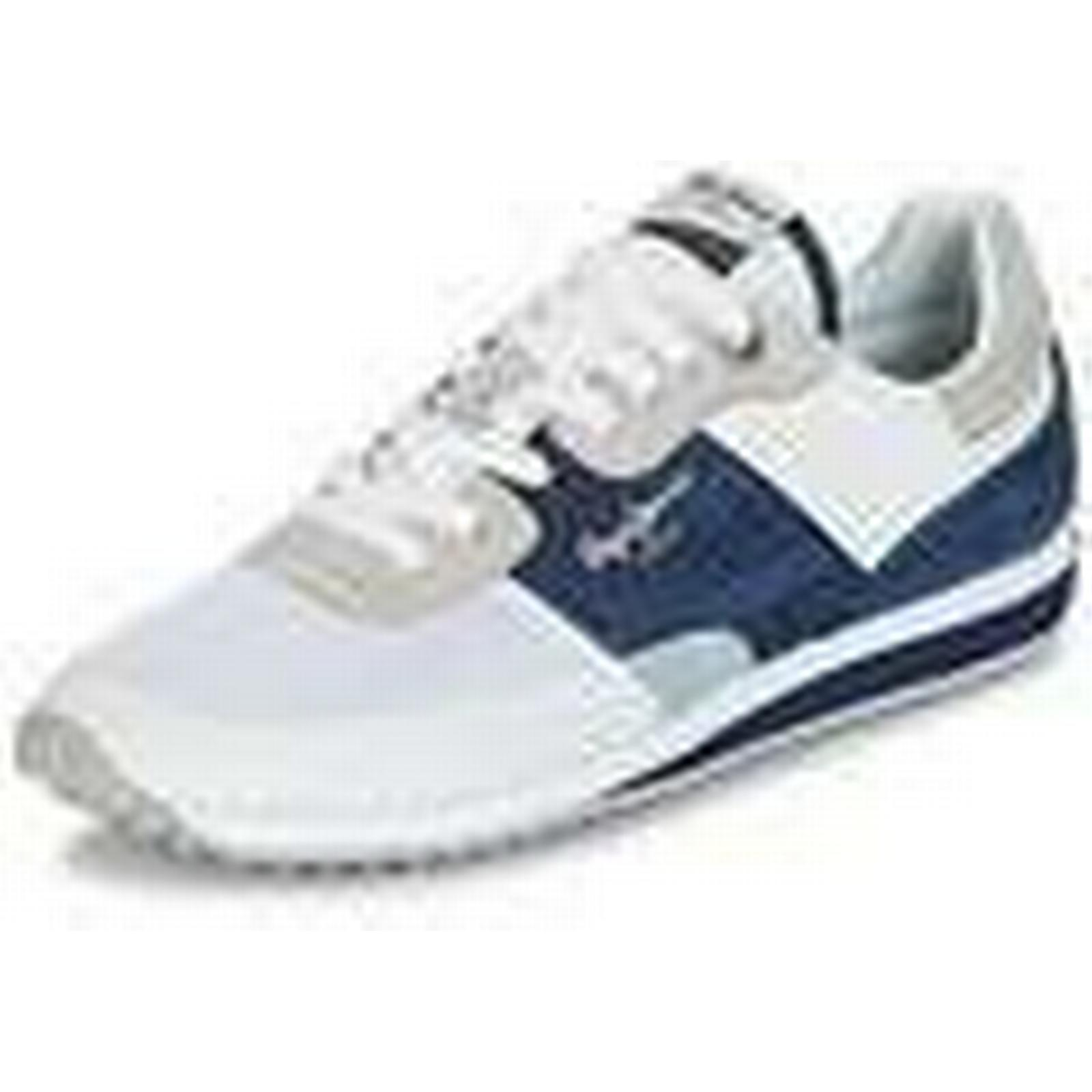 Pepe jeans jeans Pepe  GARRET SAILOR  men's Shoes (Trainers) in White c7d1d0