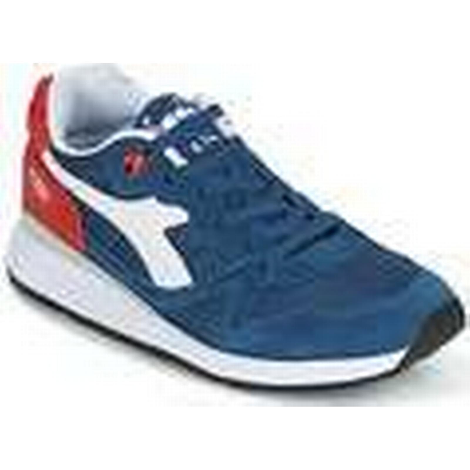 Diadora  V700 NYLON II  men's Shoes Shoes men's (Trainers) in Blue 3f1d09