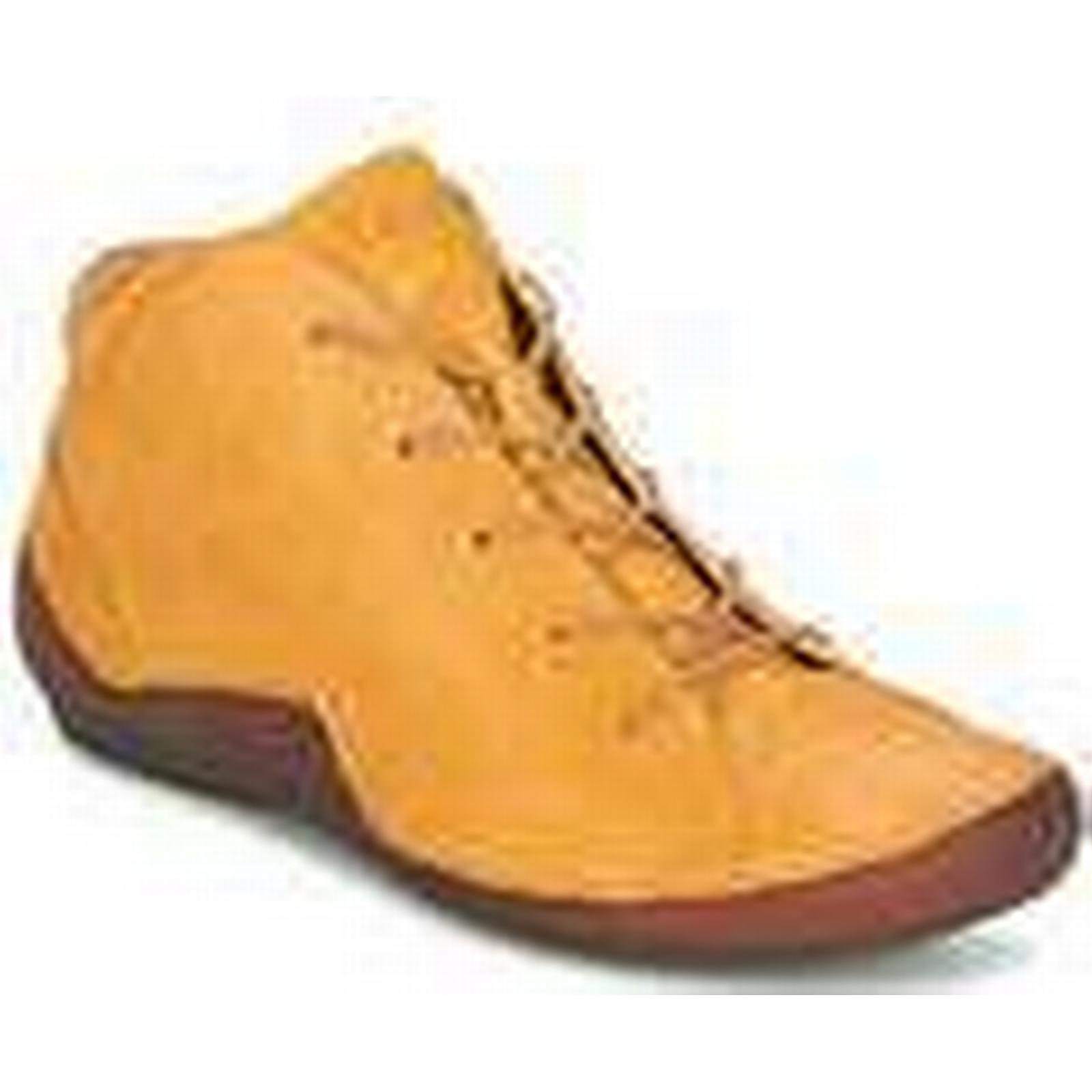 Think  OAAGA OAAGA   women's Shoes (High-top Trainers) in Yellow 225aeb