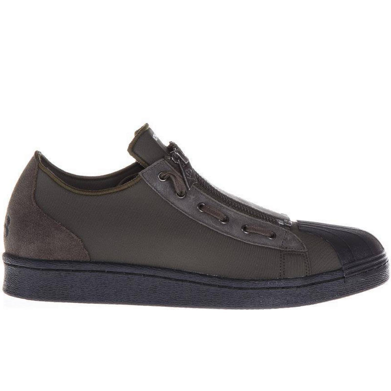 Y-3 Super Zip White Sneakers Sneakers Sneakers 510995