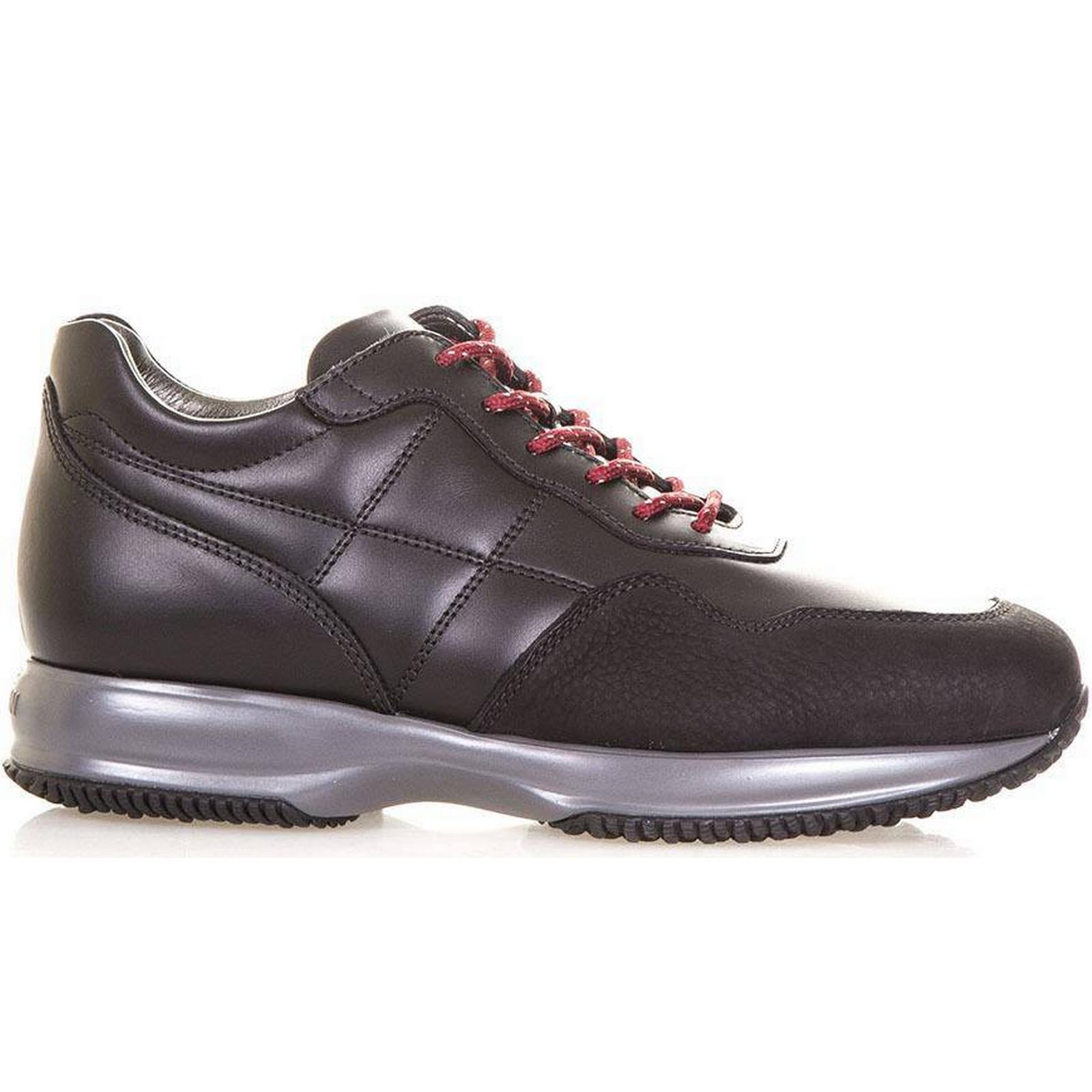 Hogan Details Leather Interactive With Quilted Details Hogan 13f2d2