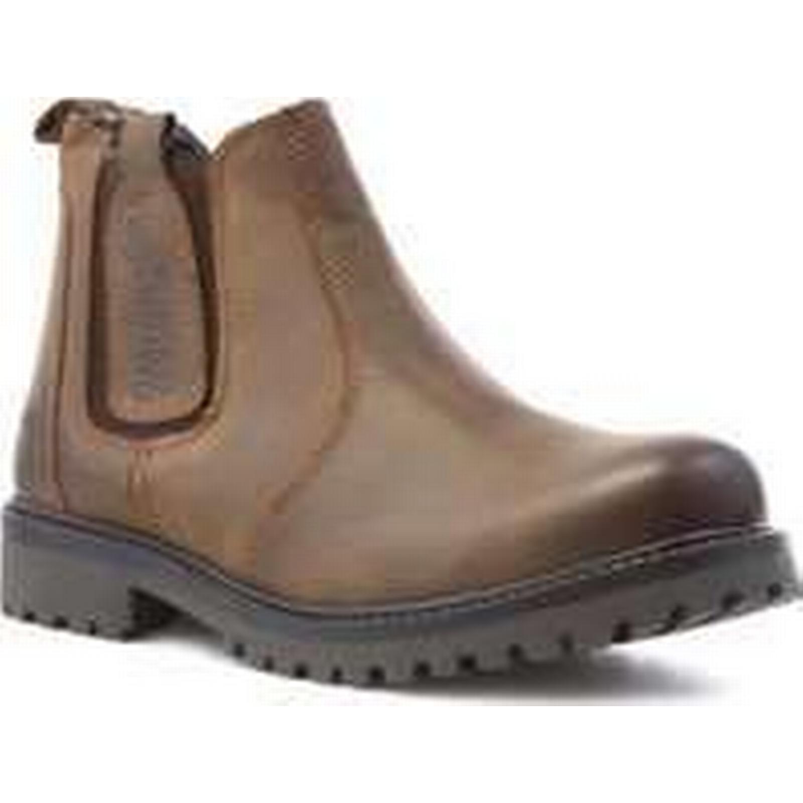 Wrangler Boot Mens Chestnut Nubuck Chelsea Boot Wrangler ce255b