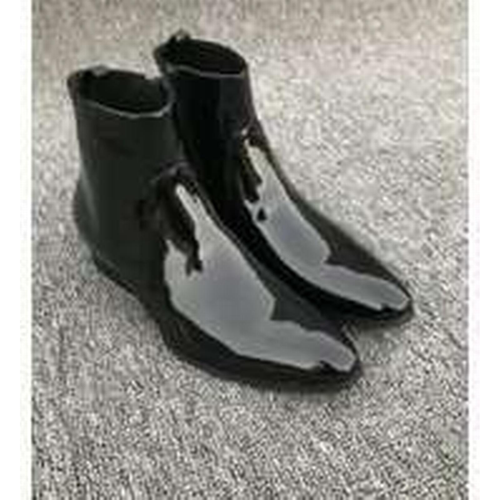 Bonanza (Global) Men Men Black Patent Leather Boots, Men Men Side Zipper Pointed Toe Ankle Boot, Men boot 36605a