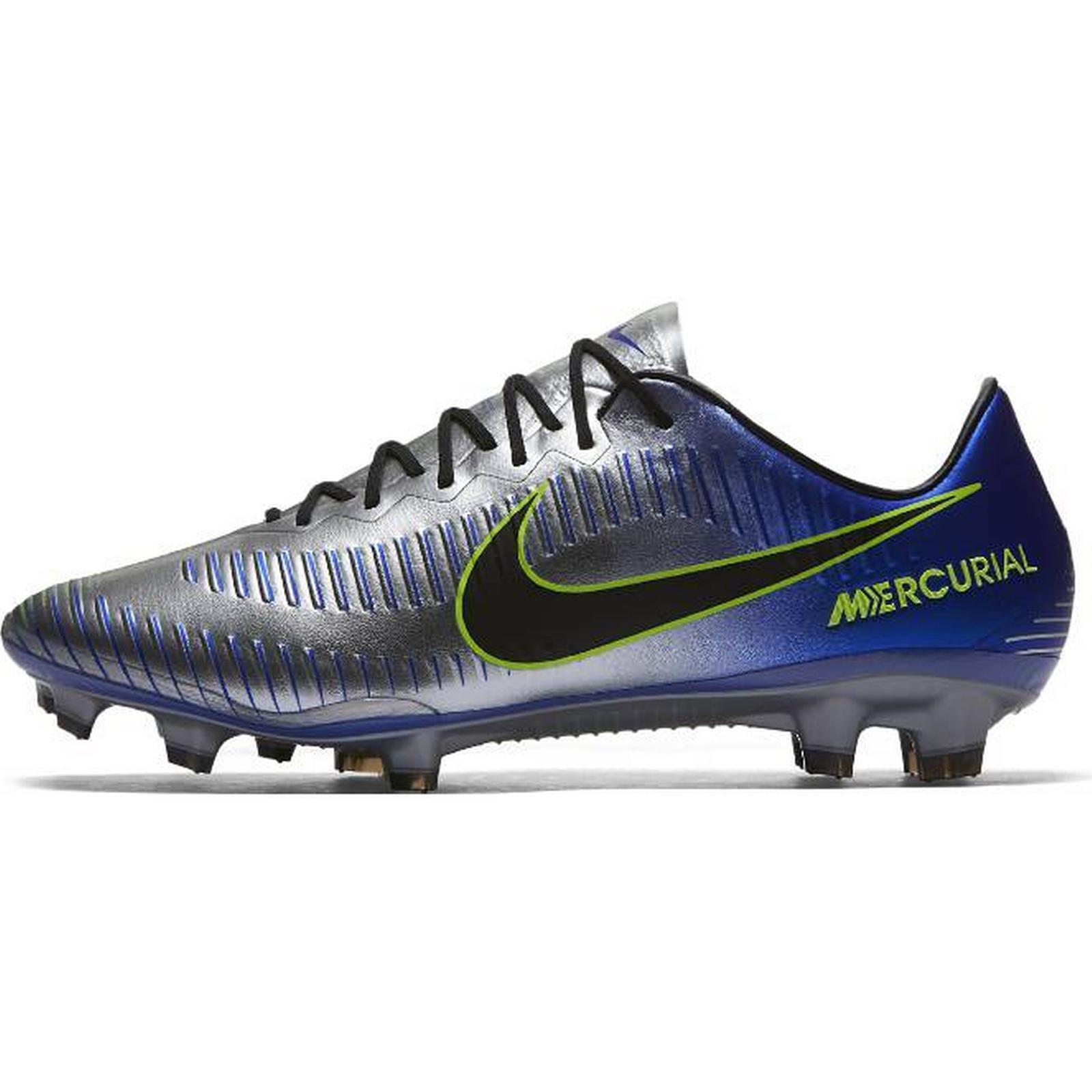 NIKE Nike Buty Piłkarskie Na Twardą Murawę Nike NIKE Mercurial Vapor XI Neymar 8735cc