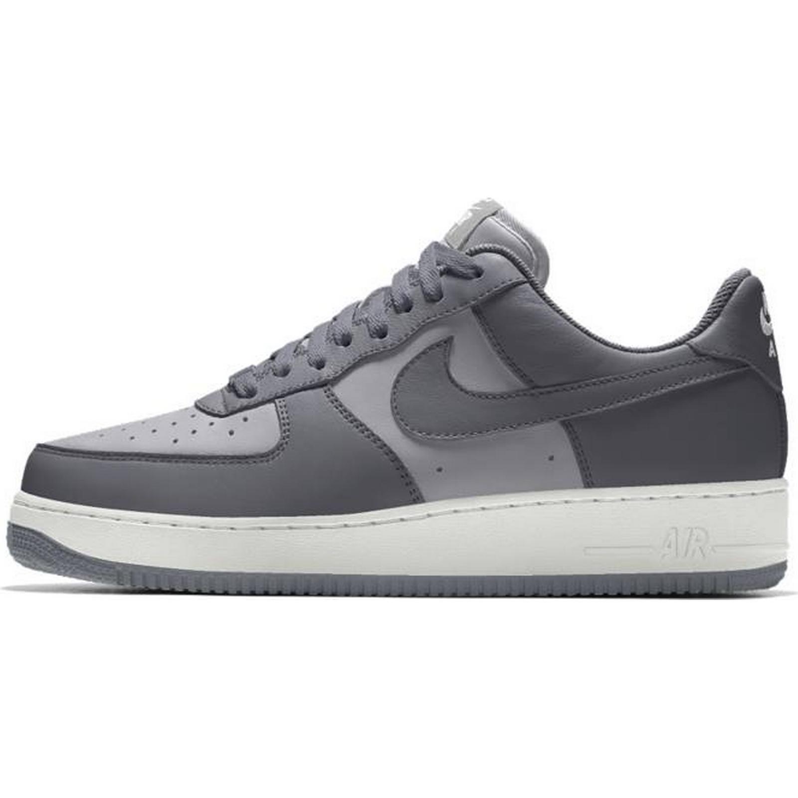 NIKE Nike Buty Dla Dużych Dzieci Nike NIKE Air Force 1 Low ID af36ea