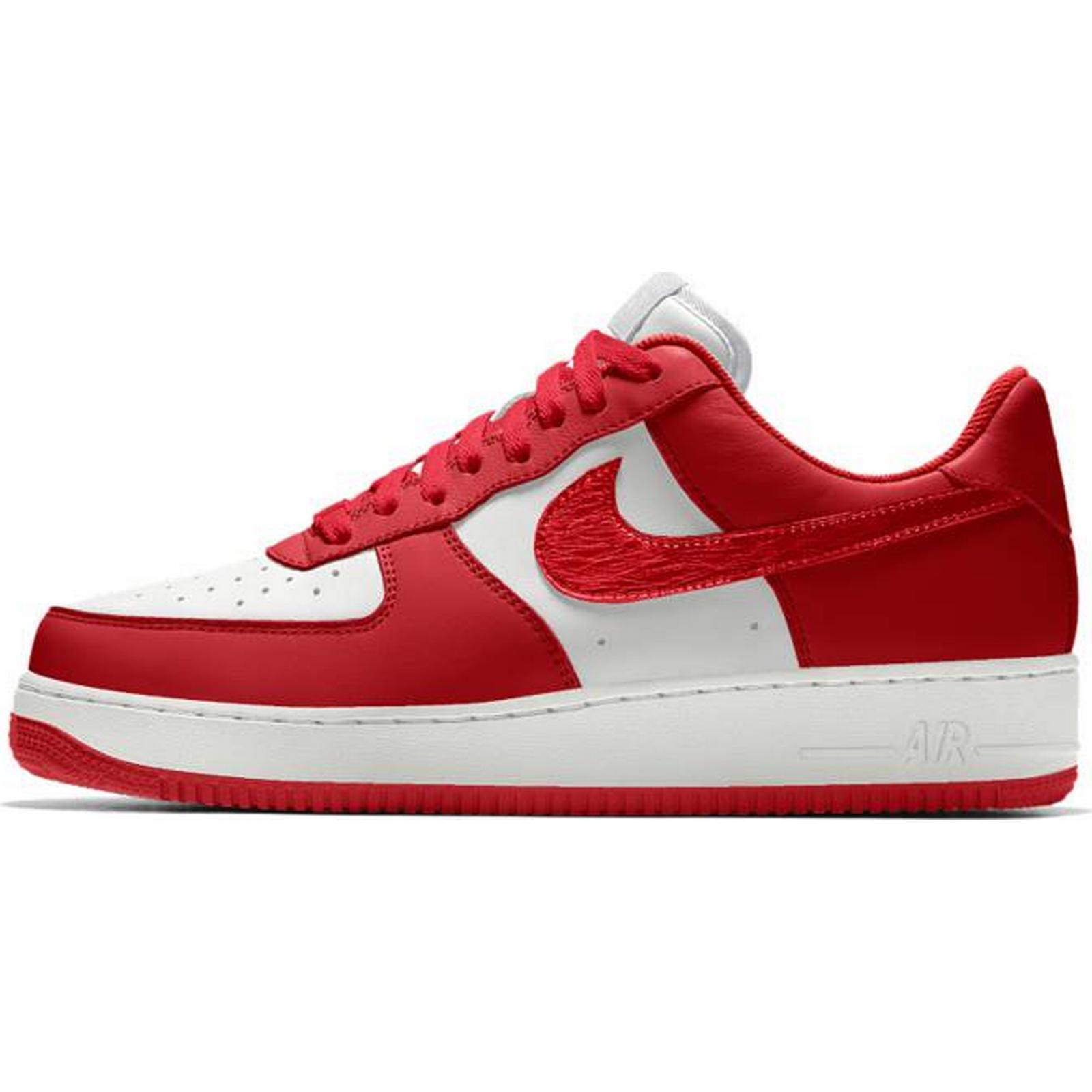 NIKE Buty Force Dla Dużych Dzieci Nike Air Force Buty 1 Low ID 8bb623