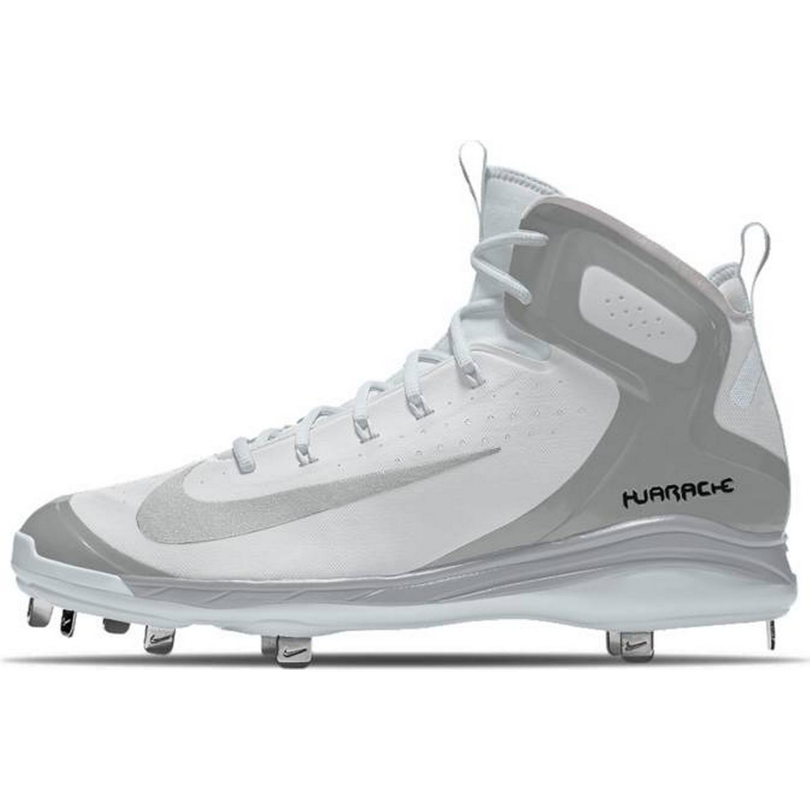 NIKE Męskie Korki Do Alpha Gry W Baseball Nike Alpha Do Huarache Elite Mid Metal ID a756bb