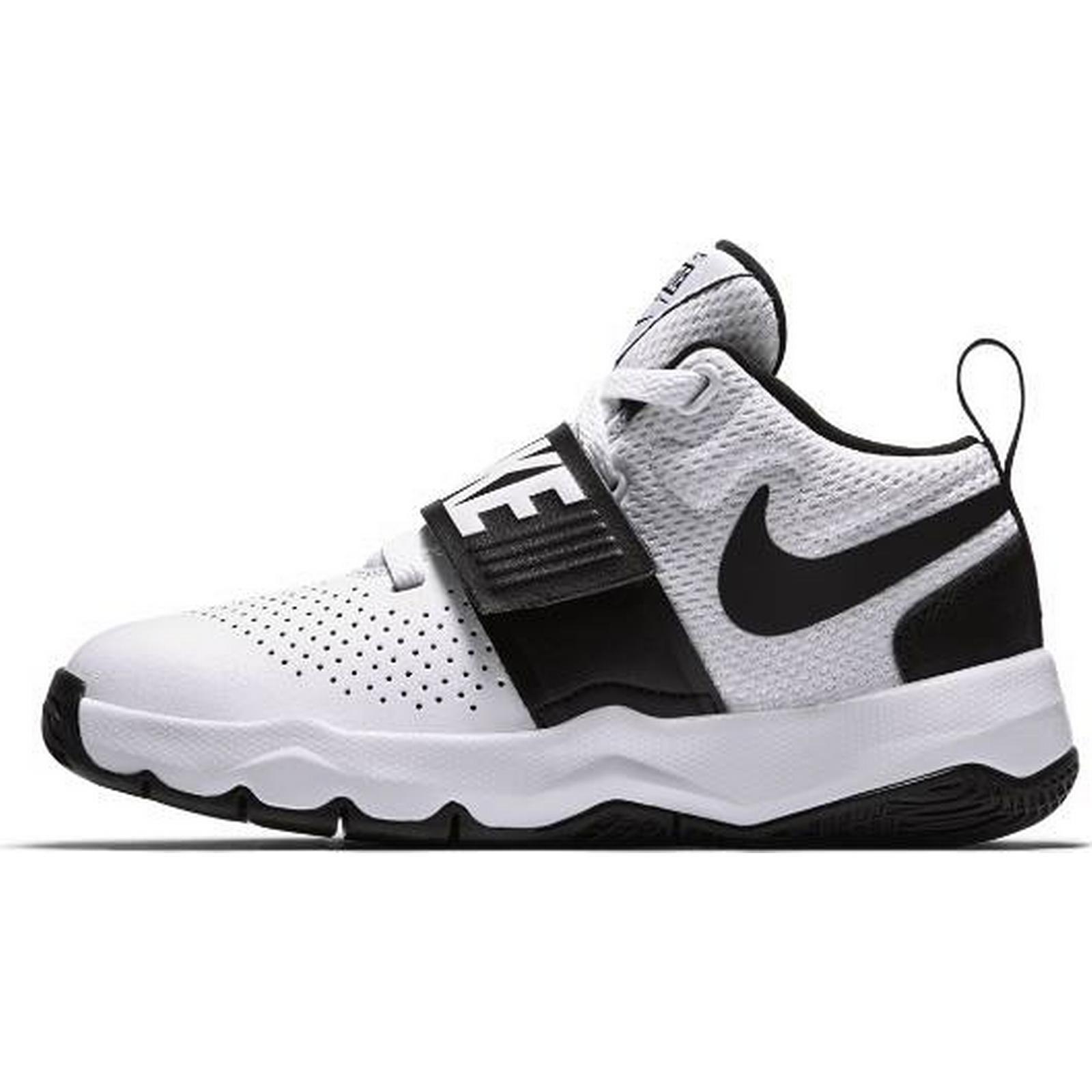 NIKE Buty Do Koszykówki Dla Małych D Dzieci Nike Team Hustle D Małych 8 9ed402