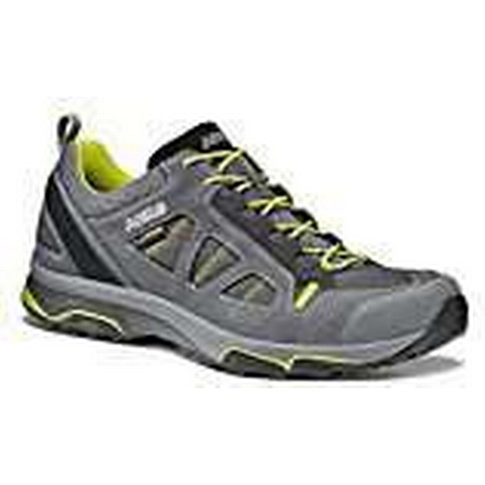 Asolo Men's Megaton Gv Mm Low (Grigio/Grafite Rise Hiking Shoes, Grey (Grigio/Grafite Low A610), 8.5 UK 0518ba