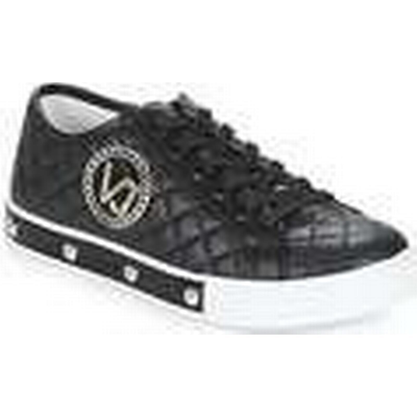 sale retailer b93a8 d62d7 Versace Jeans E0VRBSG2 women  x27 s Shoes (Trainers) in Black 5fb6ac
