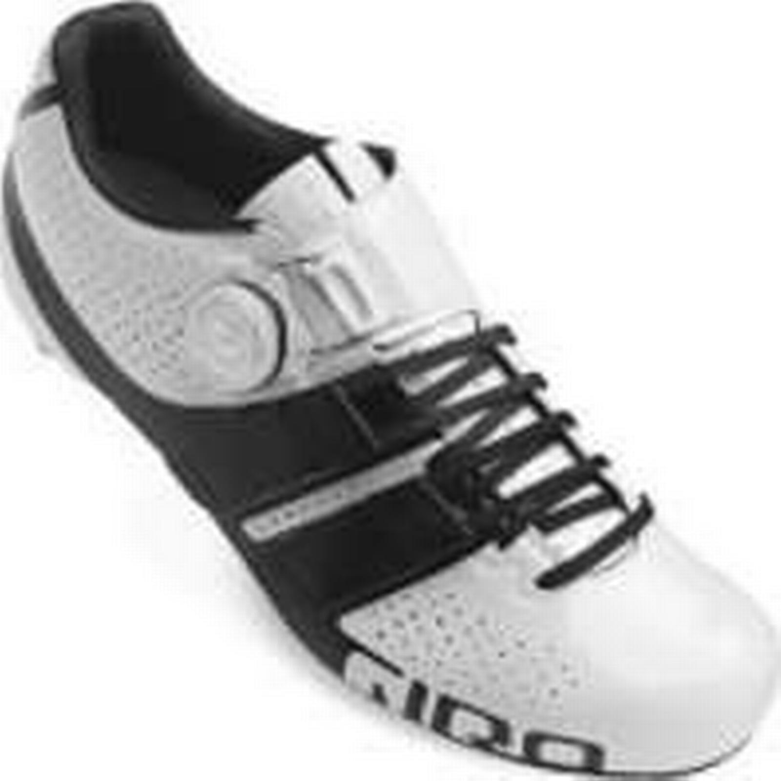 Giro Factress - Women's Road Cycling Shoes - Factress White/Black - EU 38/UK 5 - White c2628c