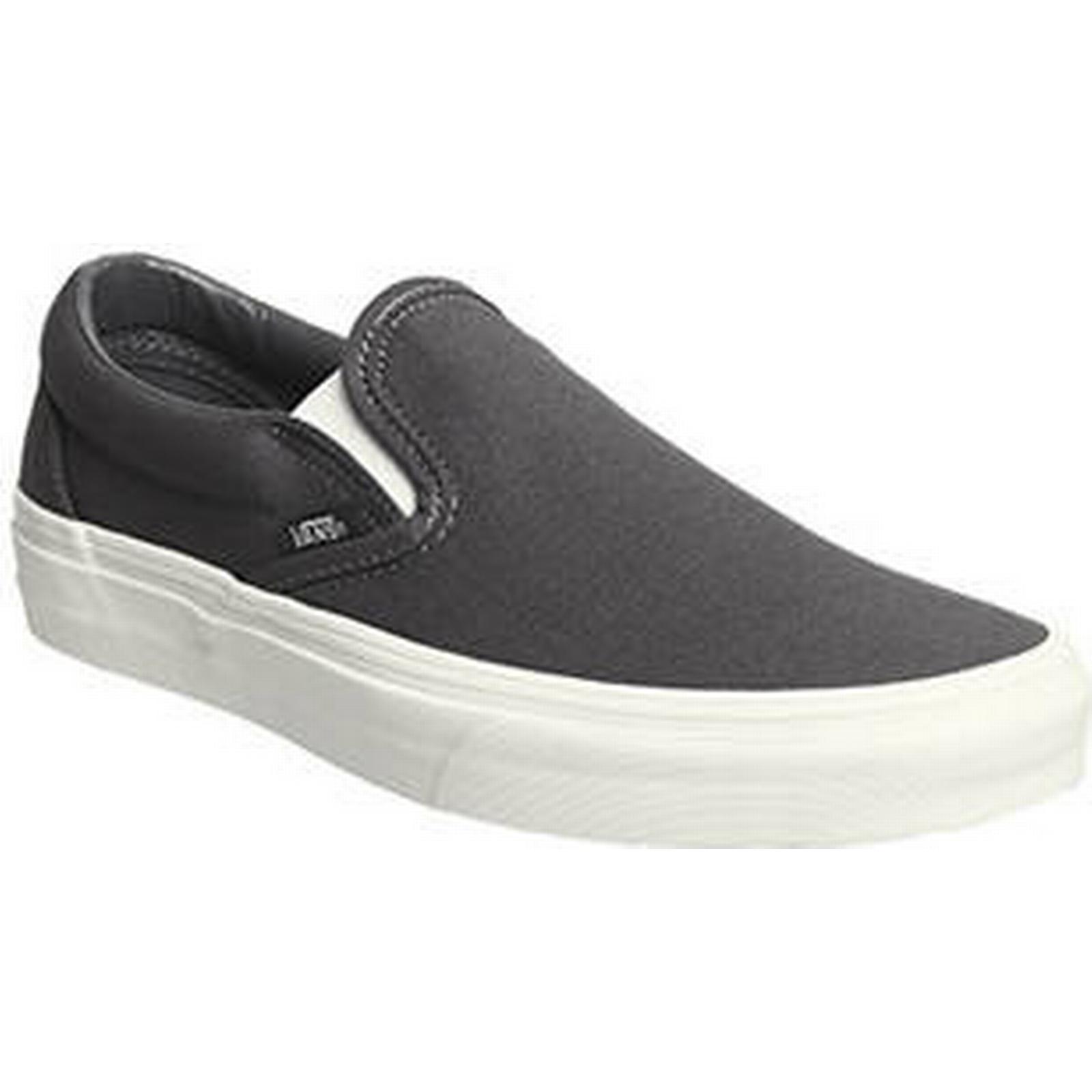5c337375d2 Vans Classic Slip On ASPHALT ASPHALT ASPHALT 097c6d - shoes ...
