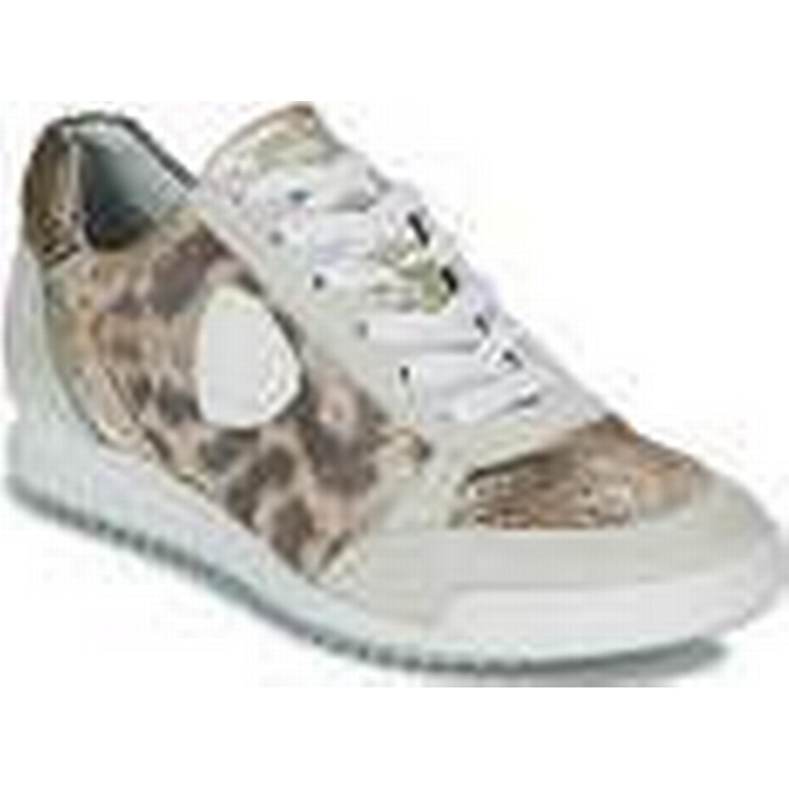 pretty nice 3faa3 1a7fe Philippe Morvan CATHYS women s Shoes (Trainers) (Trainers) (Trainers) in  White