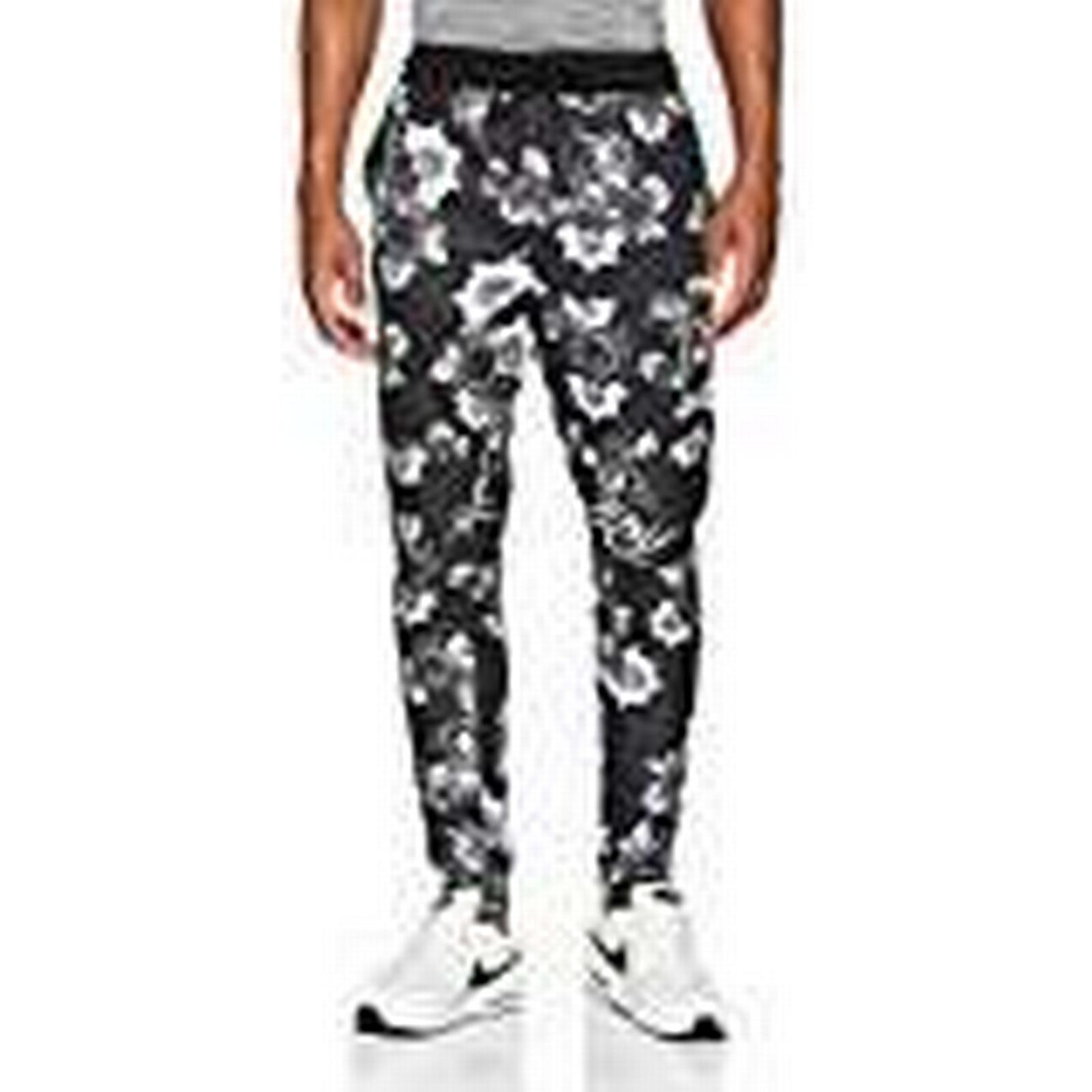nike 909240, hommes et # €27; s des pantalons, pantalons, des des hommes et # €27; s, 909240, bianco nero bianco, grand 886f4b