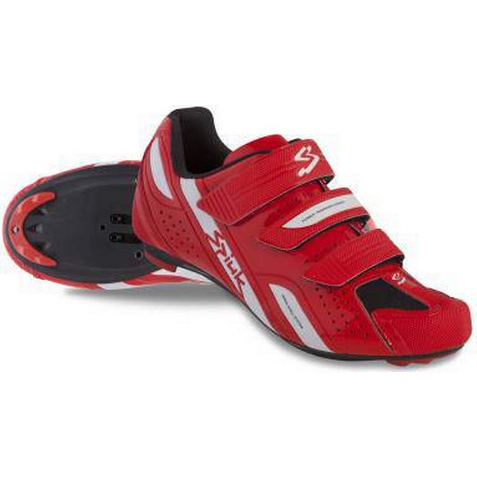Spiuk Rodda Road Shoes - Red / / Red White / EU46 a377db