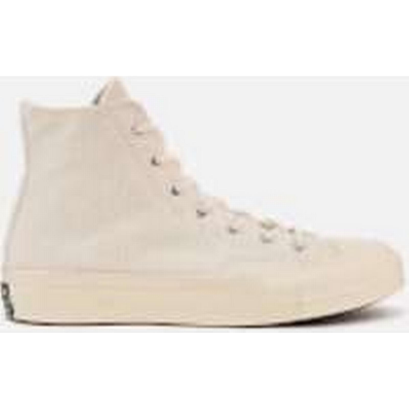 Converse Chuck Taylor All - Star 70 Hi-Top Trainers - All Egret - UK 4 - Cream c30879