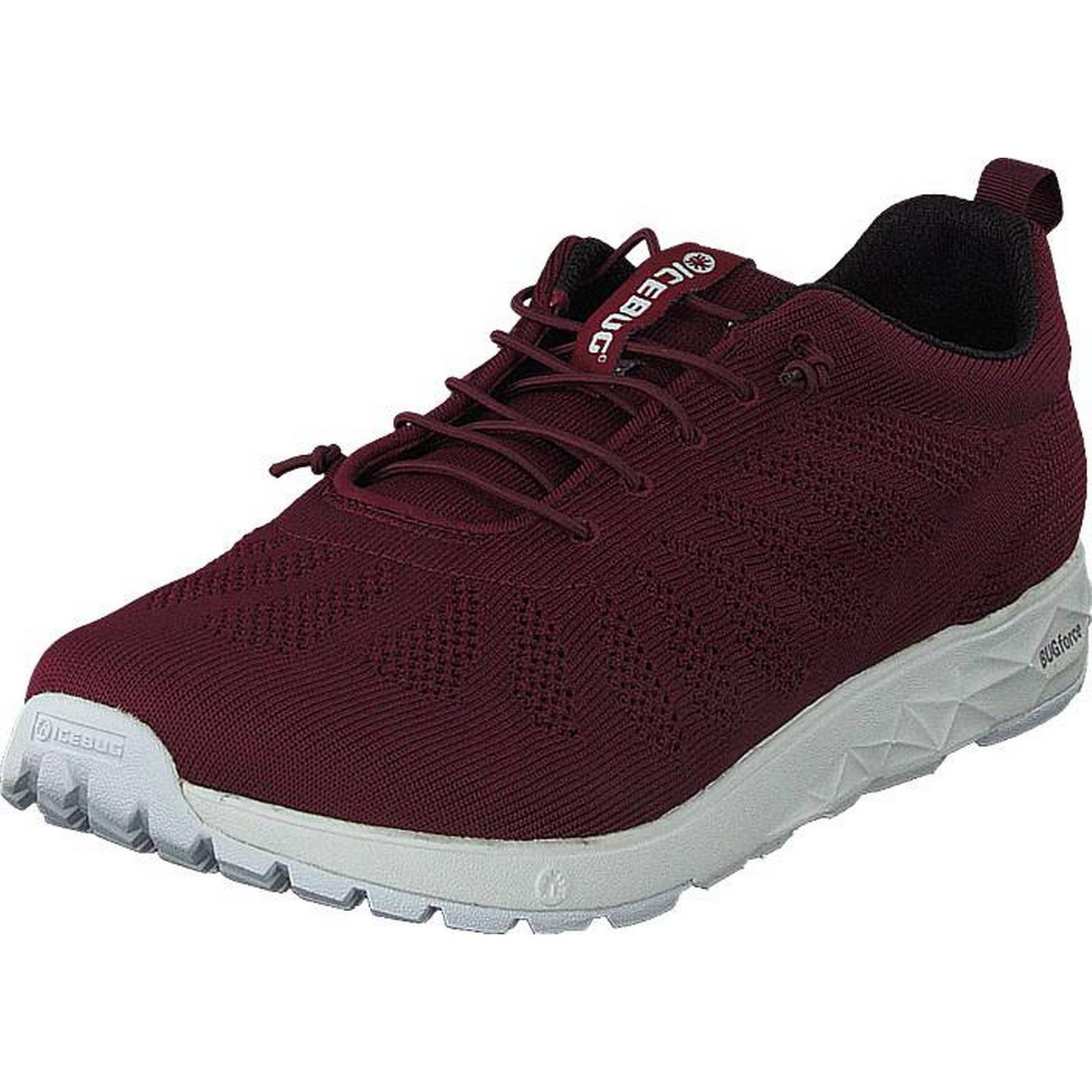 Icebug Eli W RB9X Crimson, Shoes, Trainers & Sport Sport & Shoes , Trainers, Purple, Female, 40 8def44