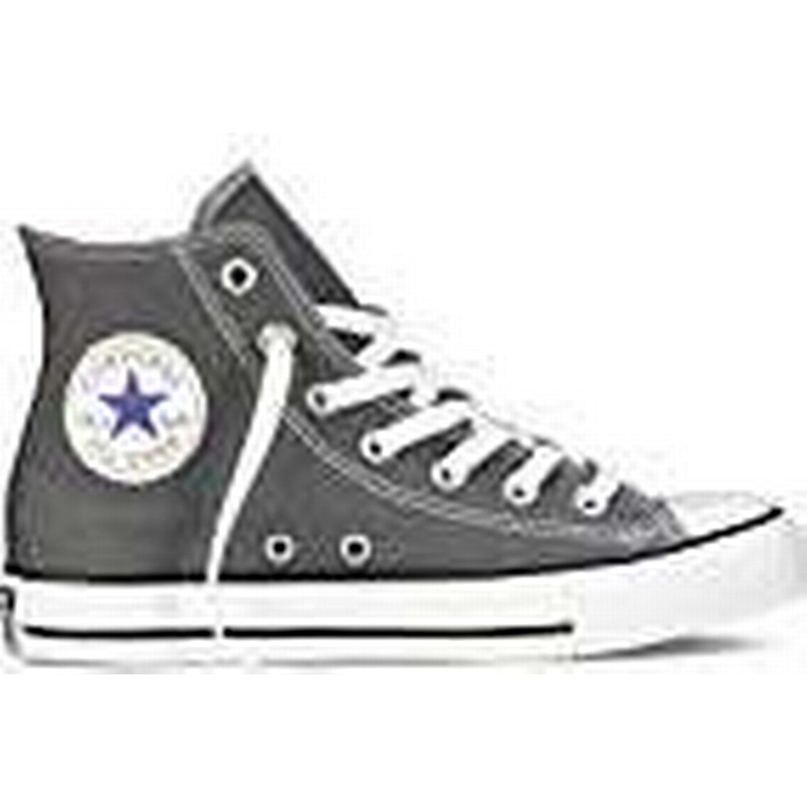 Converse Chuck Taylor Grey, All Star Season Hi Trainers, Anthracite Grey, Taylor 3 UK 33e698