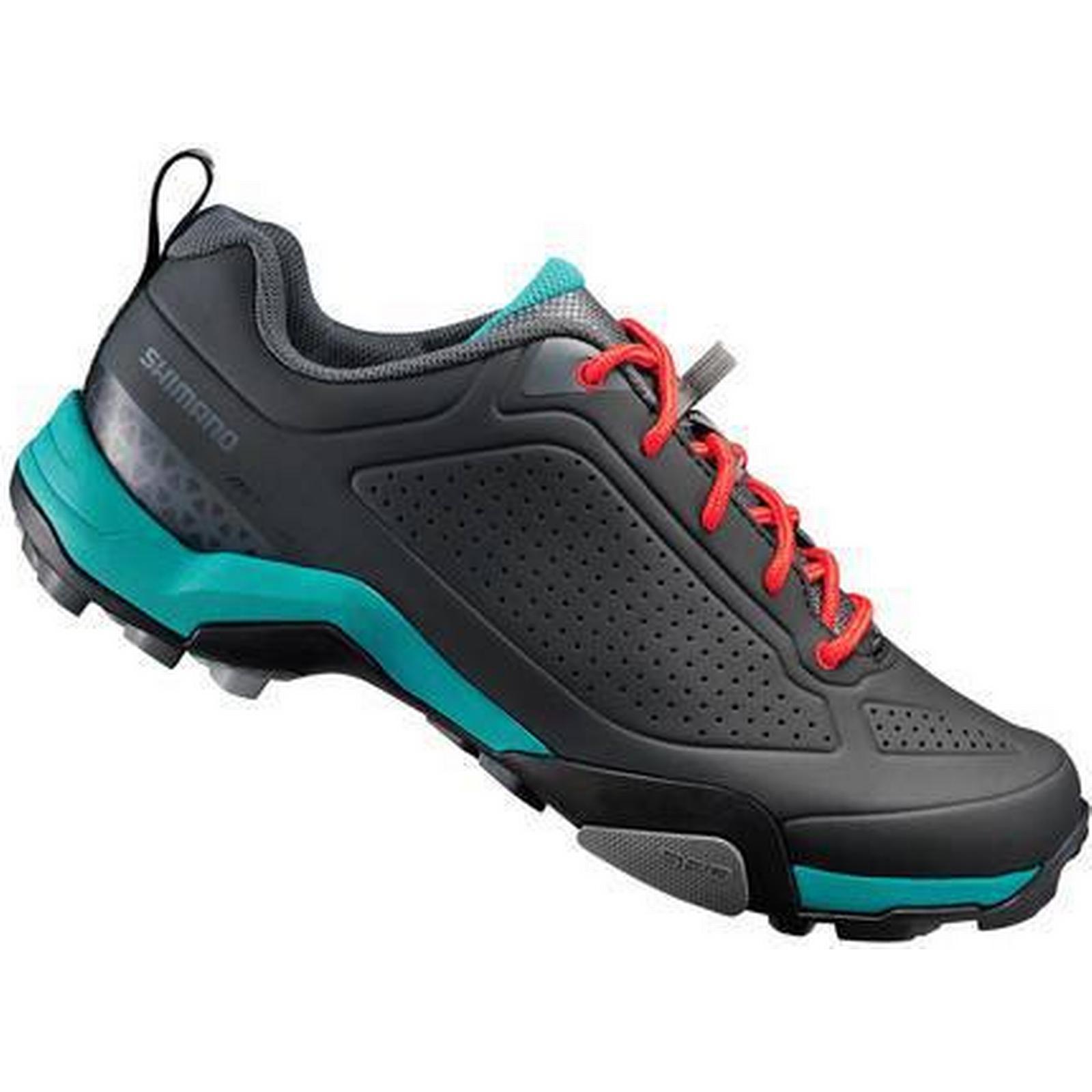Shimano Shoes MT300 Women's SPD MTB Shoes Shimano | Green - 40 52c475