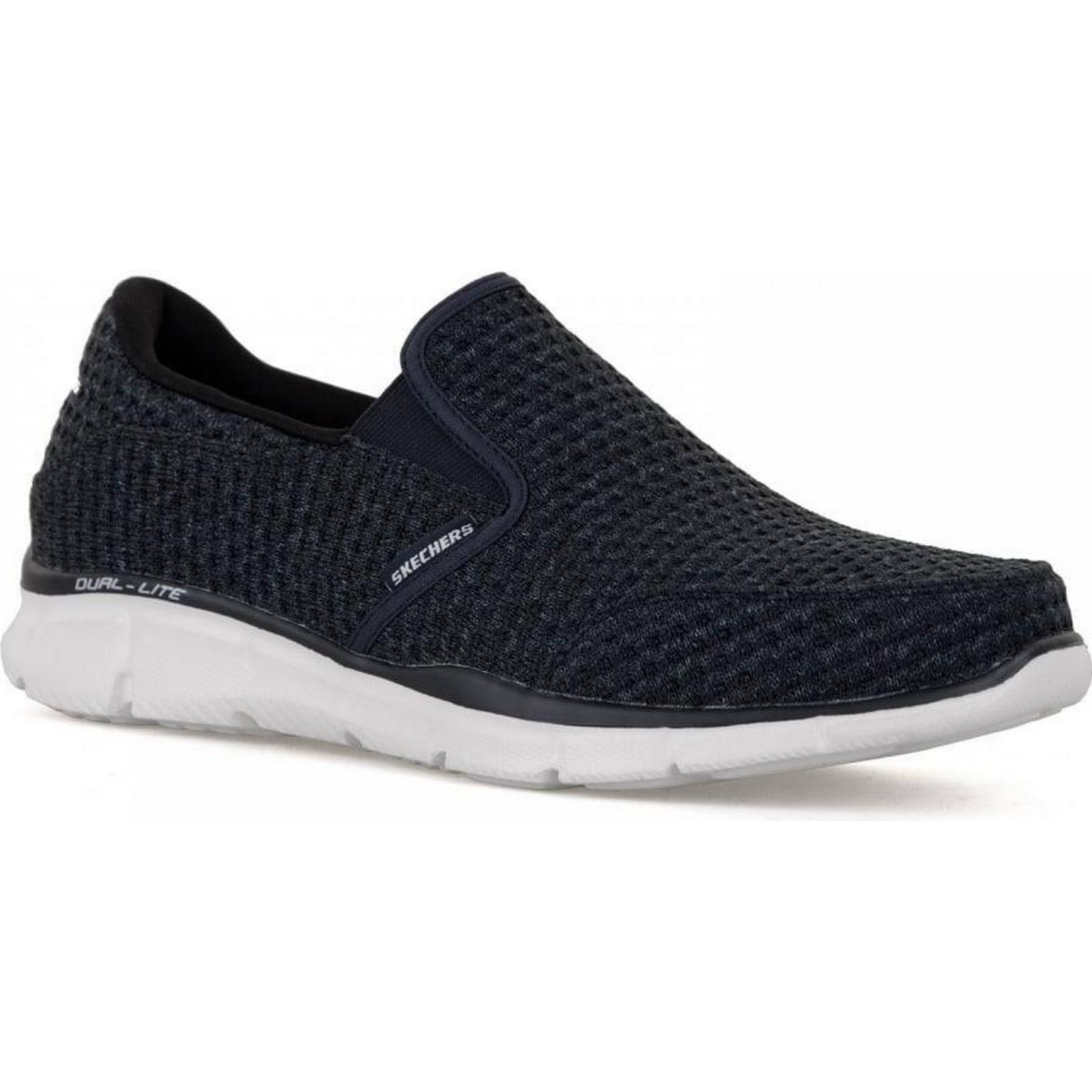 Skechers (Navy) Mens Equaliser Slickster Trainers (Navy) Skechers Size: 11, Colour: NA 1b170d