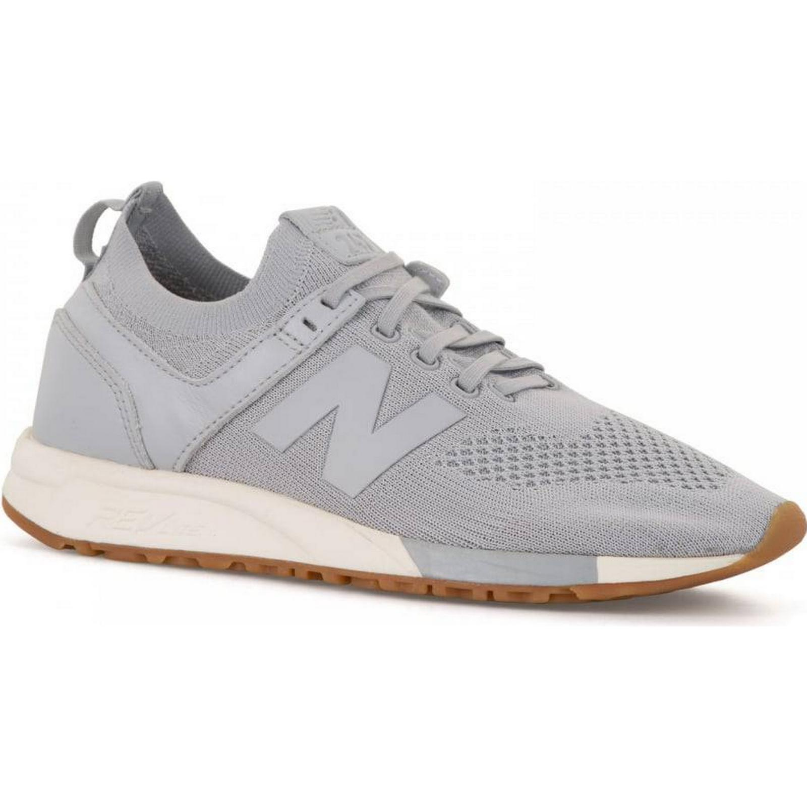 New Balance Mens 11, Mesh Trainers (Grey) Size: 11, Mens Colour: GREY ce5cad