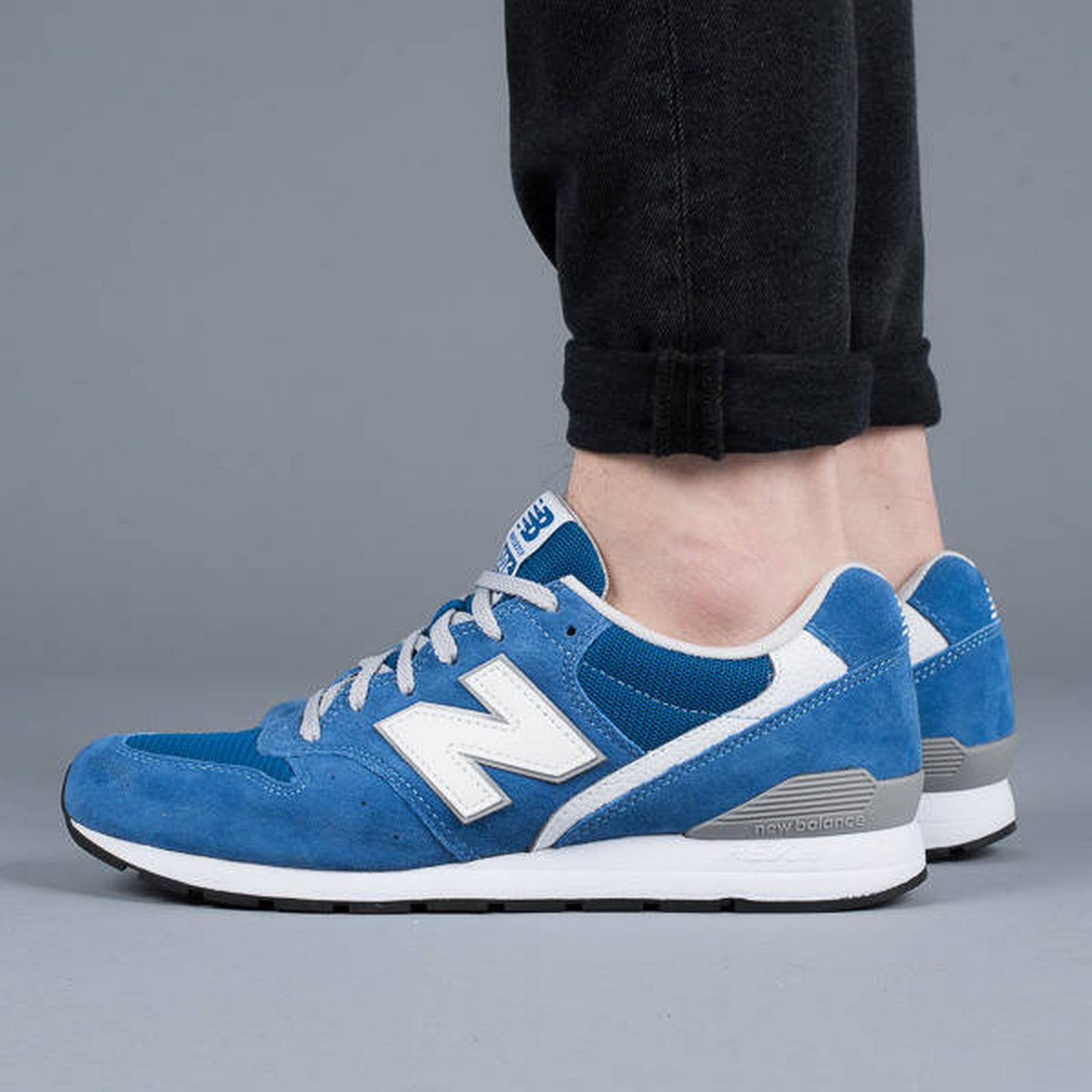 New Balance Men's Shoes sneakers New 44 Balance MRL996KC BLUE Size 44 New ca9638
