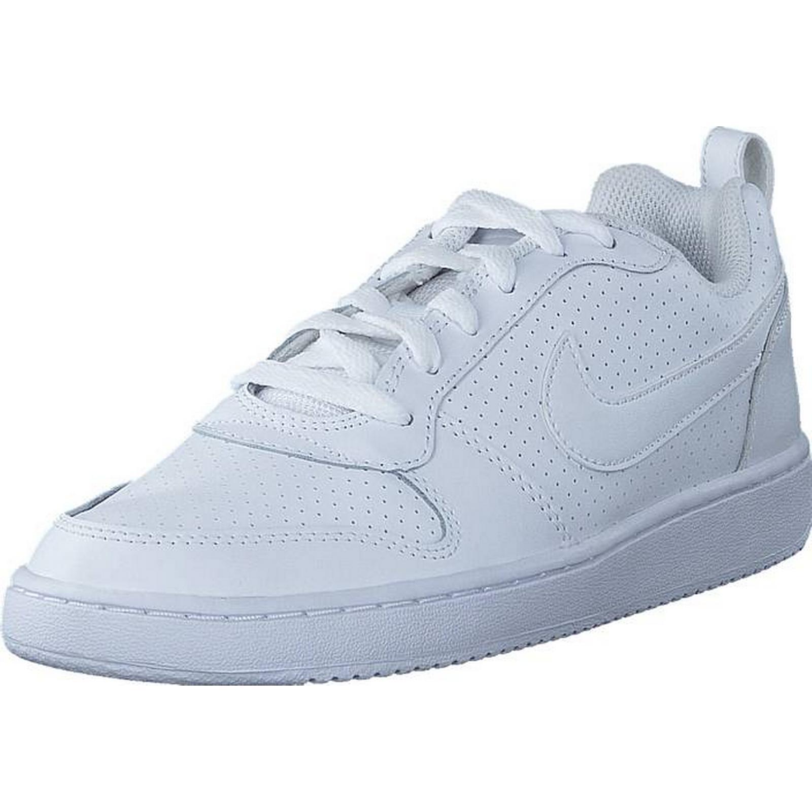 Cour Blanc Des Borough Femme Nike Bas Chaussures v5BBfq