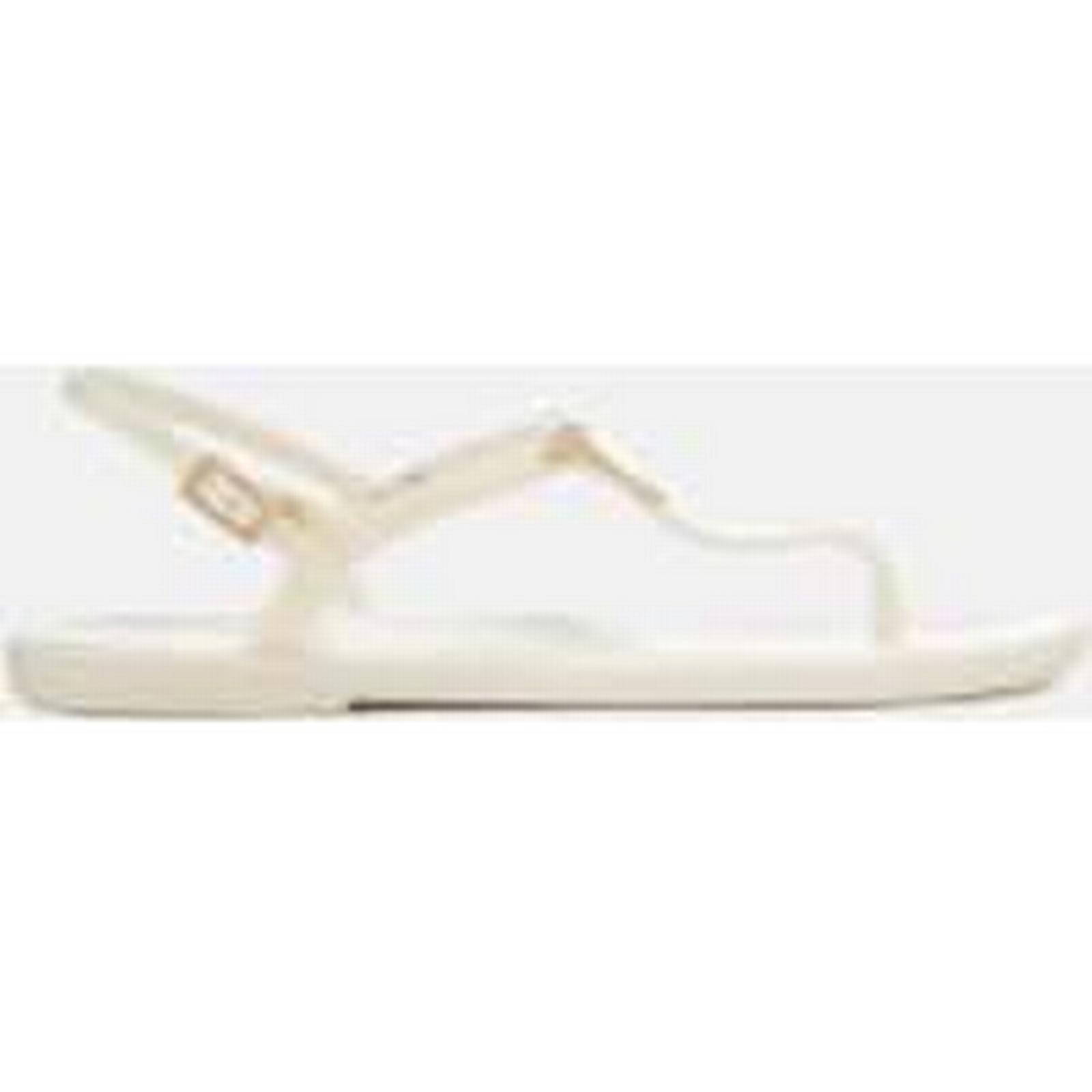 Emporio Armani Sandals Women's Coqui Soft Jelly Sandals Armani - Off White - UK 2 - White 570eb4