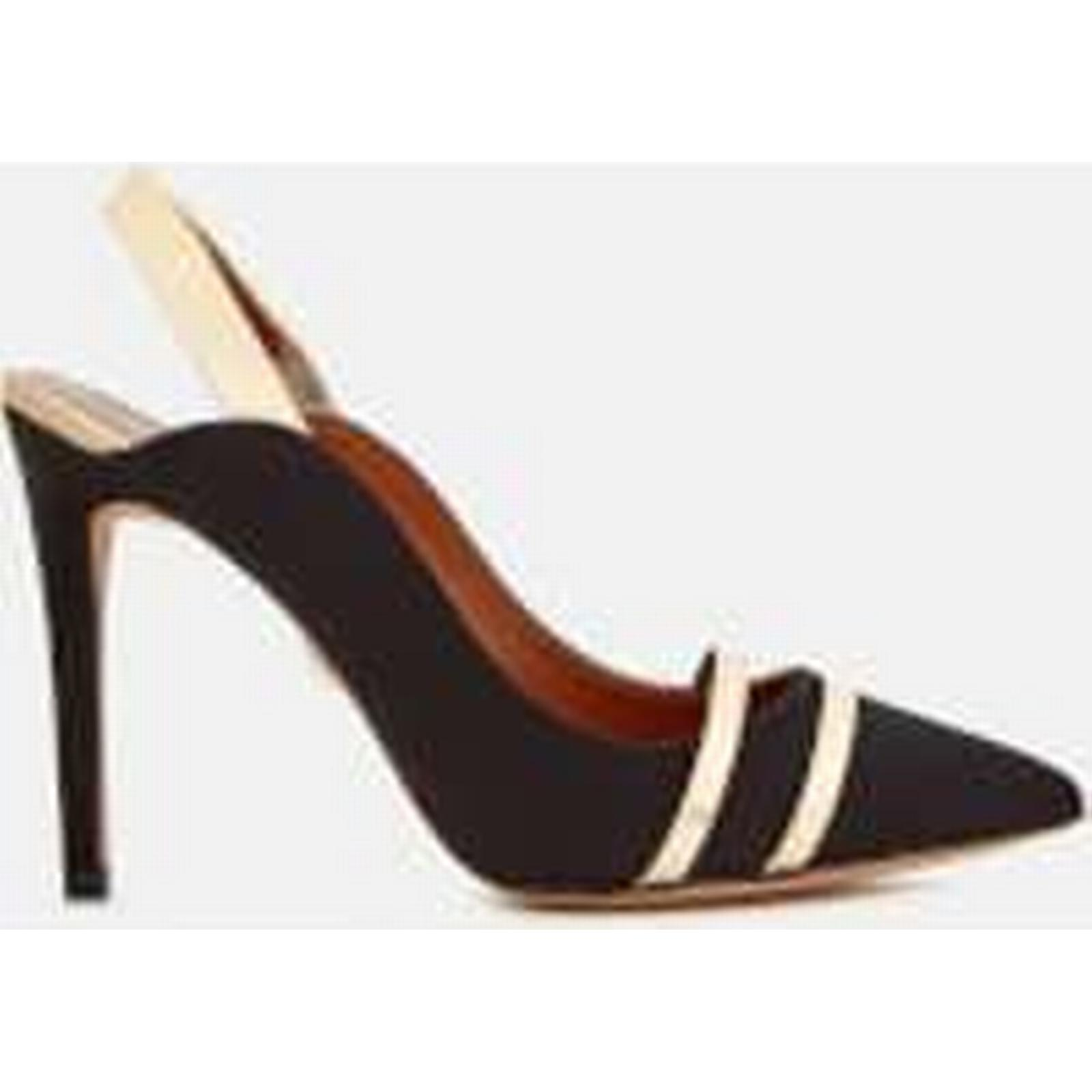 Kurt Geiger London Women's - Stratton Sling Back Court Shoes - Women's Black 3d1b66