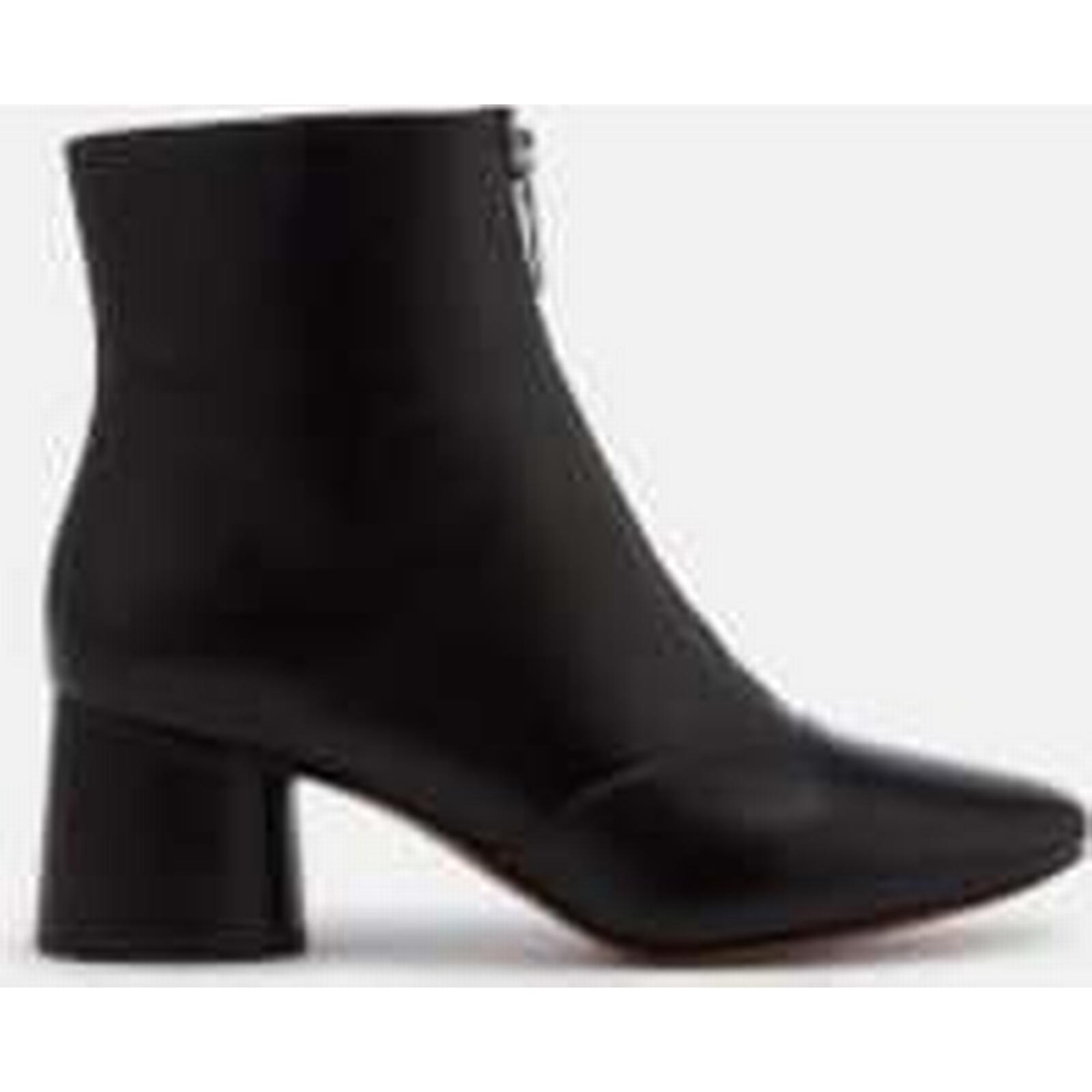 Marc Jacobs Women's Natalie Front Zip Ankle Boots - Black - - EU 38/UK 5 - Black Black 4fd66e