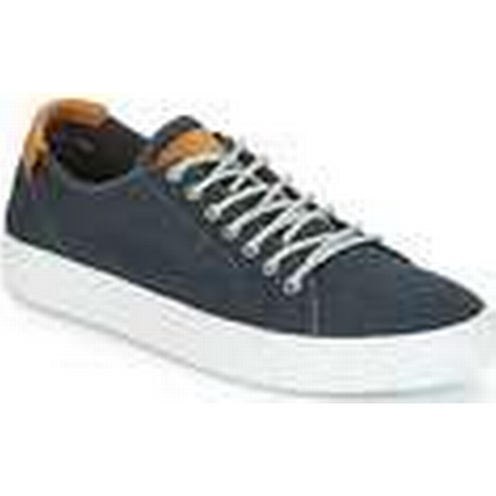 Blackstone in  PM31  men's Shoes (Trainers) in Blackstone Blue a423d8