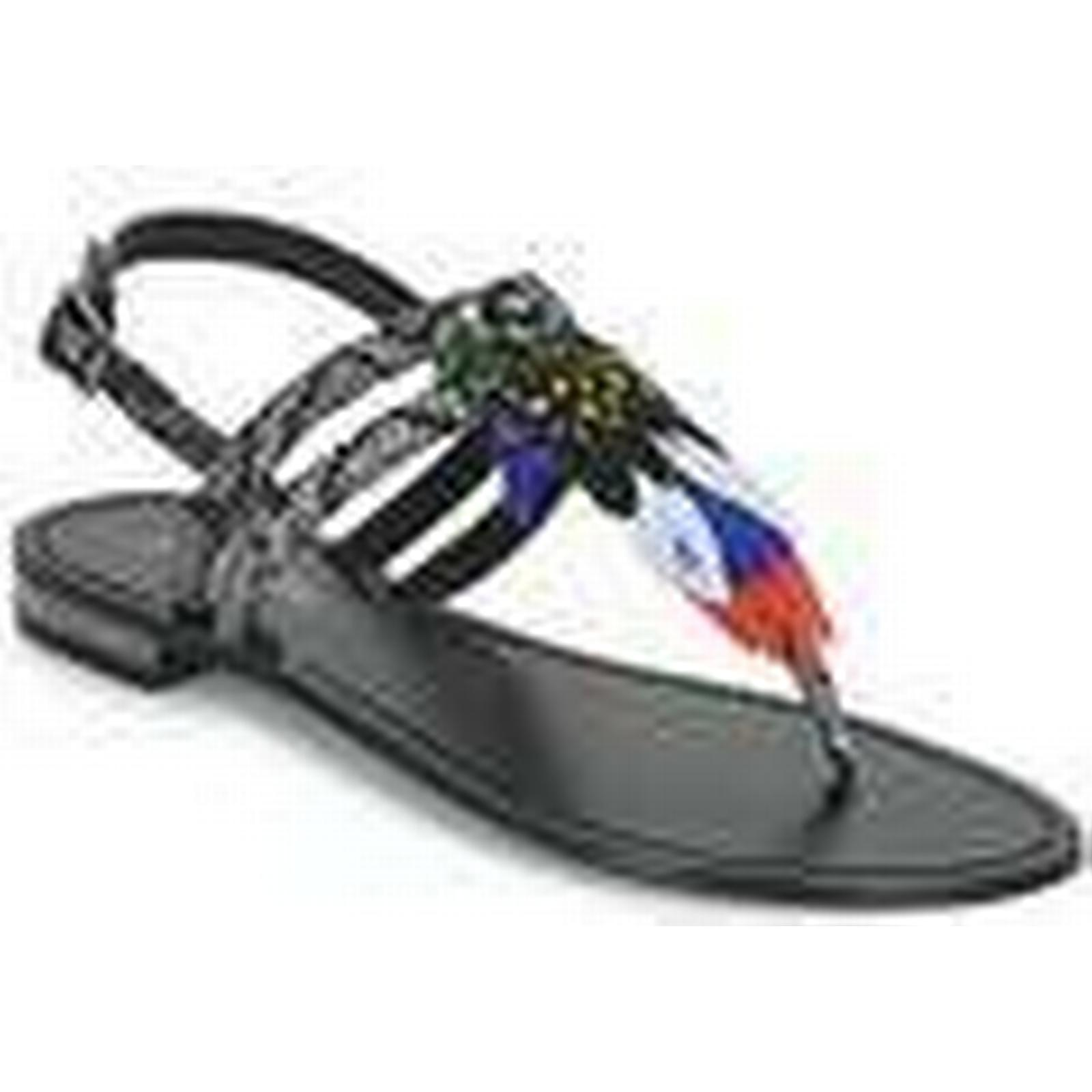 the latest f6c4e 6f2de Metamorf Ose CARBONARA women s Flip flops   Sandals (Shoes) in Black 2a4e40