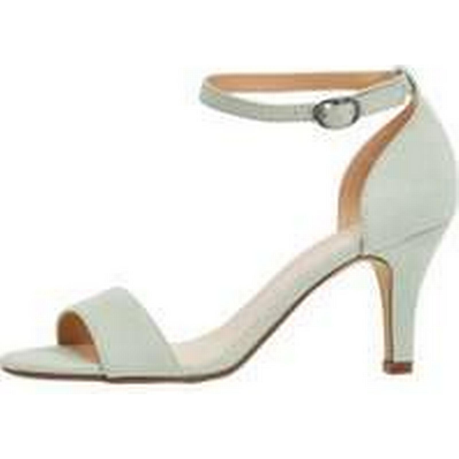 BIANCO (40) Minimalistic Sandals Women Green (40) BIANCO 99e99e
