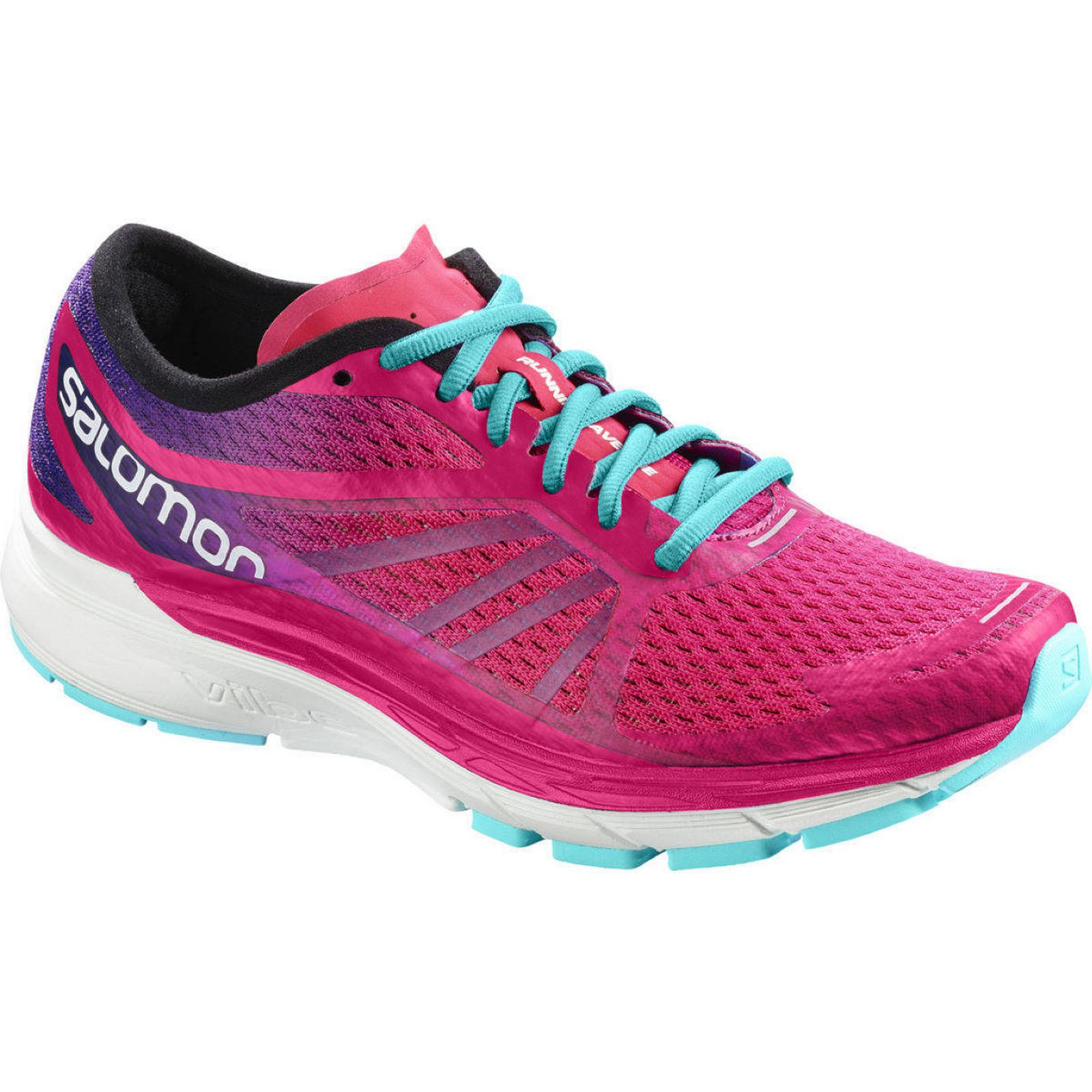 Wiggle RA Online Cycle Shop Salomon Women's Sonic RA Wiggle Pro Shoes Running Shoes 68deb9