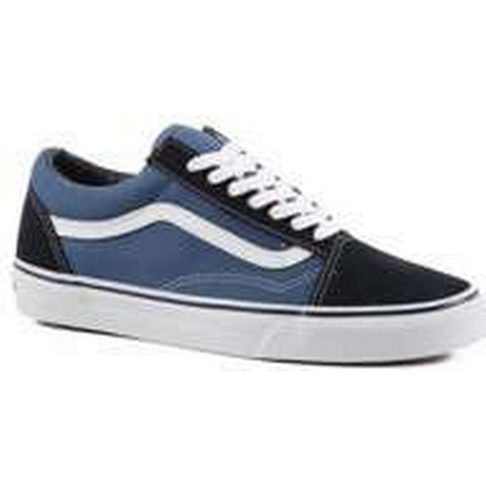 Vans Shoes Old Skool Skate Shoes Vans navy 0107a6