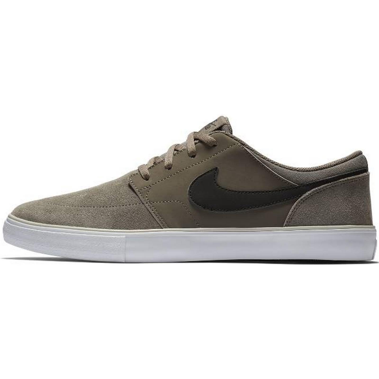 NIKE Męskie Buty Solarsoft Do Skateboardingu Nike SB Solarsoft Buty Portmore II 9594c4
