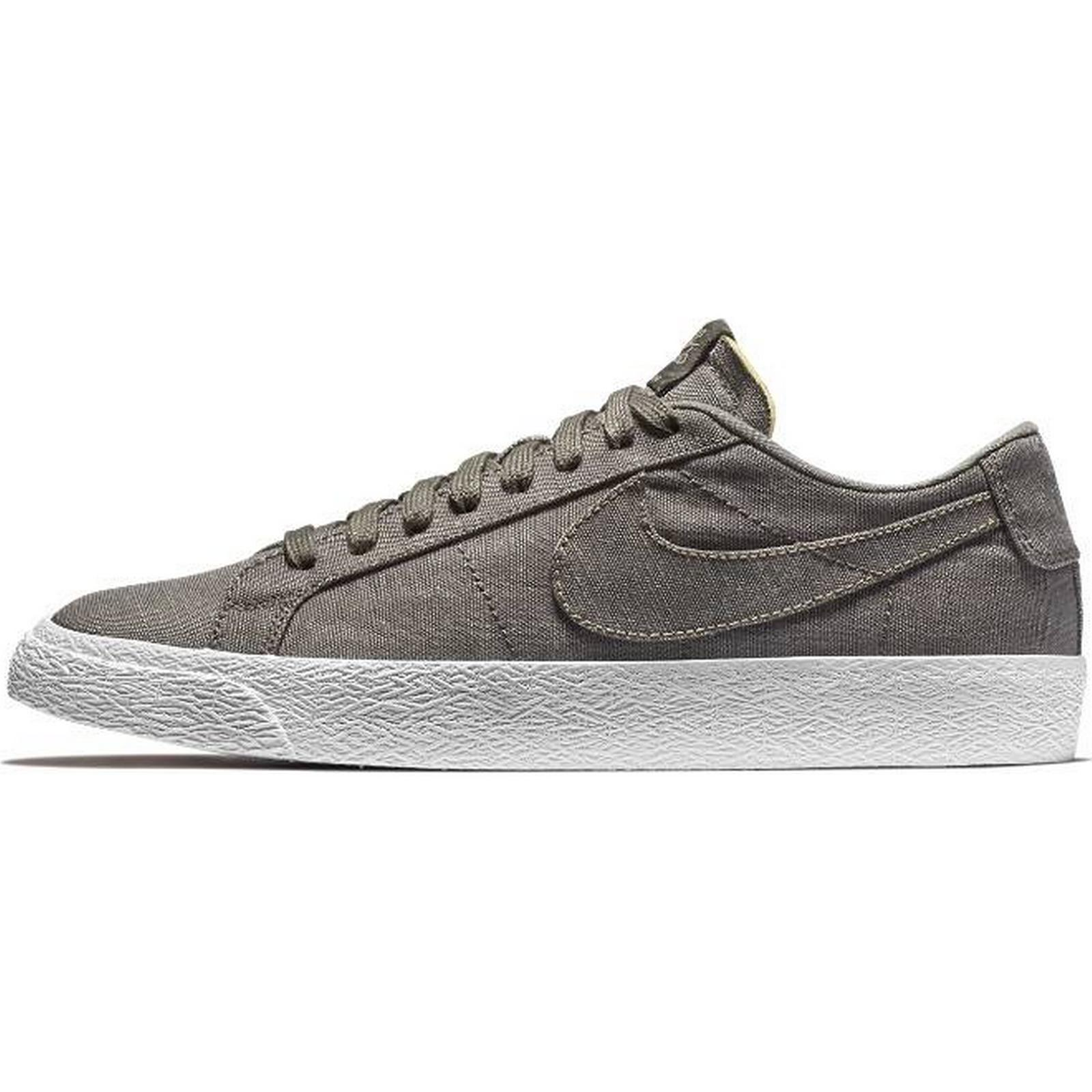 NIKE Męskie SB Buty Do Skateboardingu Nike SB Męskie Zoom Blazer Low Canvas Deconstructed 18872b