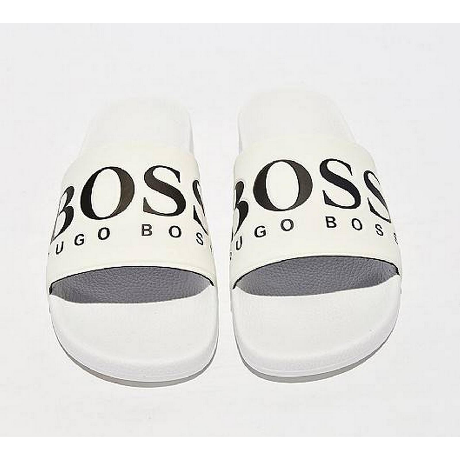 Gentlemen/Ladies:Hugo Boss Solar Solar Boss Slide:New Market 543735