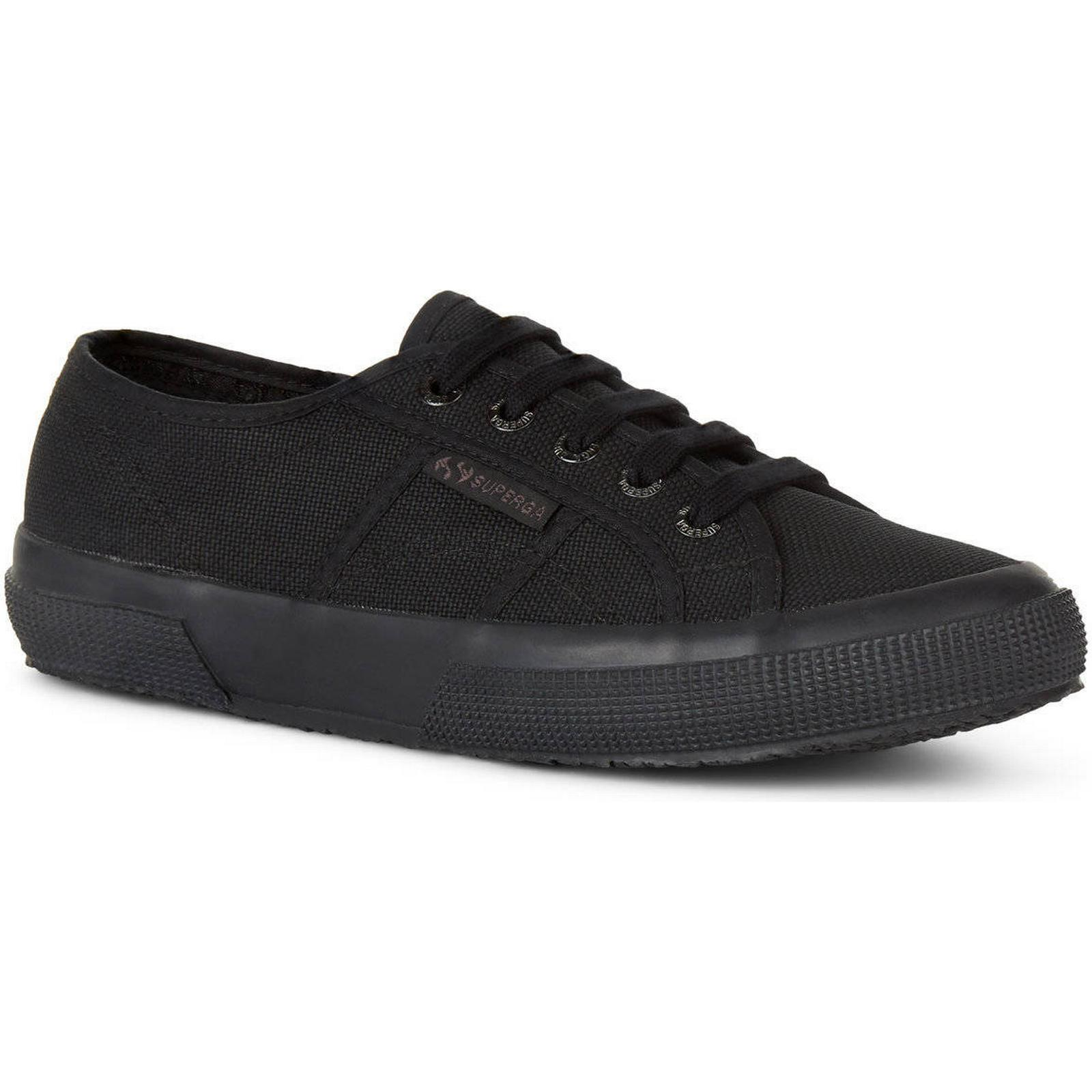 Superga 8 2750 COTU CLASSIC 8 Superga (EU 42) Total Black 82d6a2
