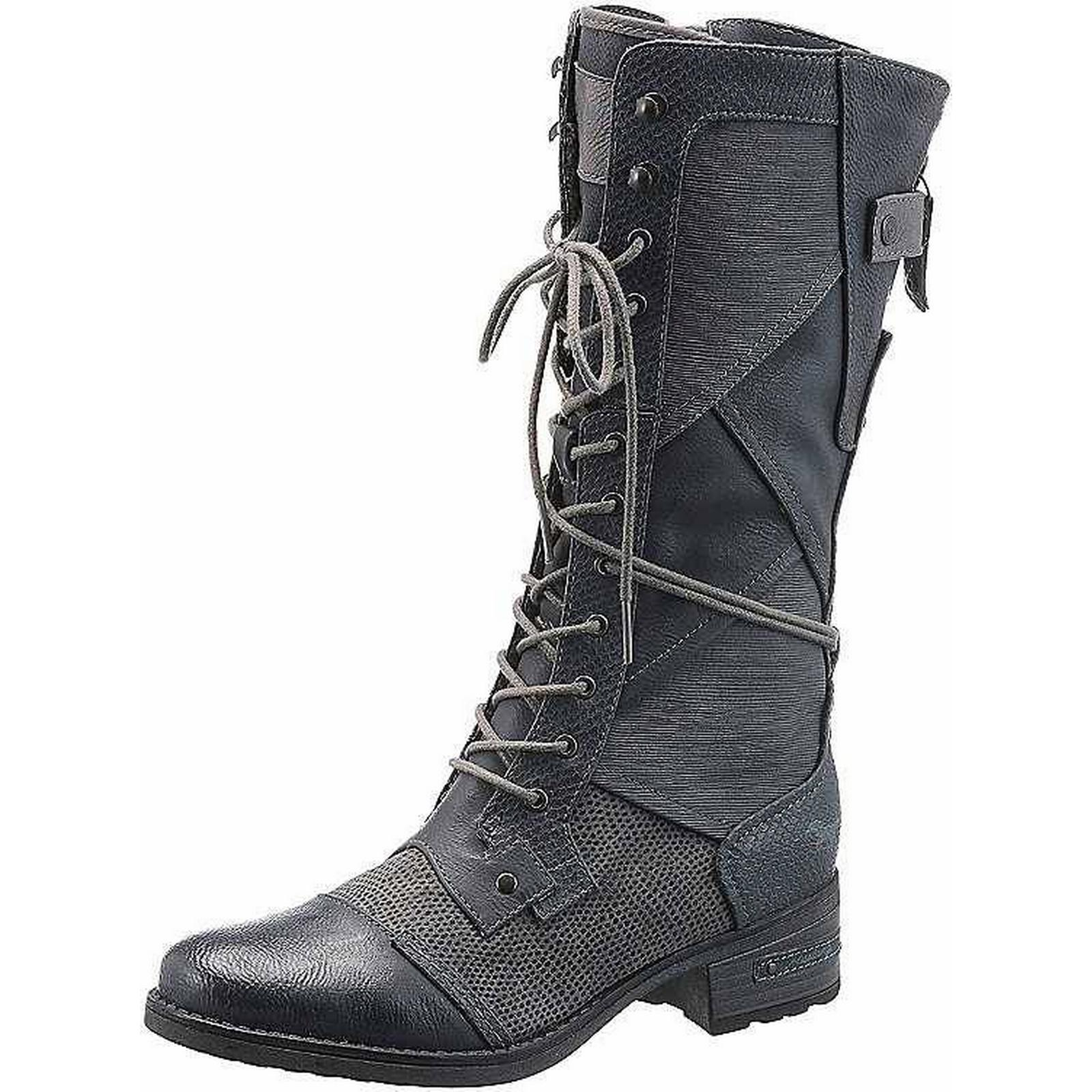 Mustang Patchwork Boots Boots Boots by Mustang 18d2b0