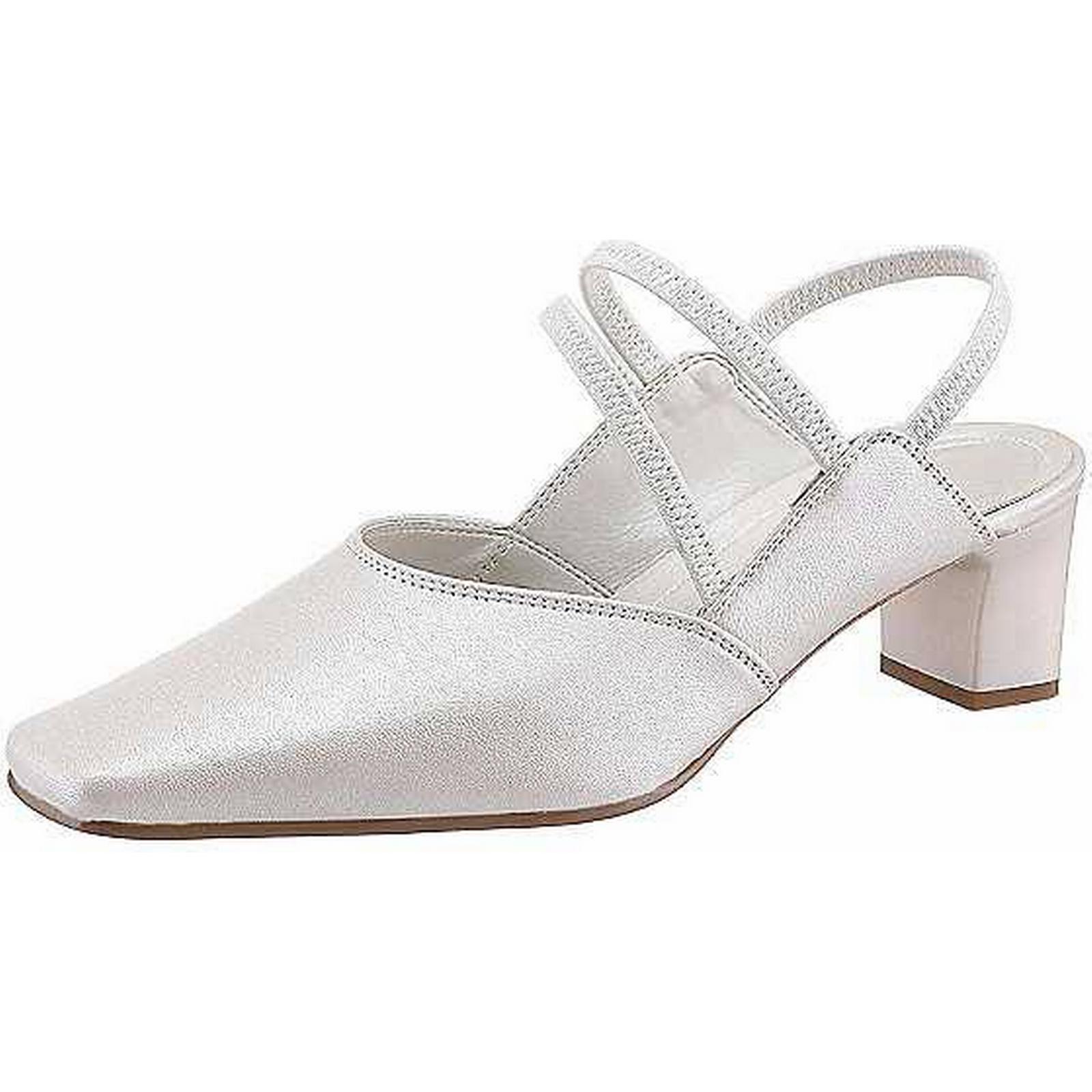 Gabor Bridal Slingback Gabor-Man/Woman- Court Shoes by Gabor-Man/Woman- Slingback Up-to-date styling 375461