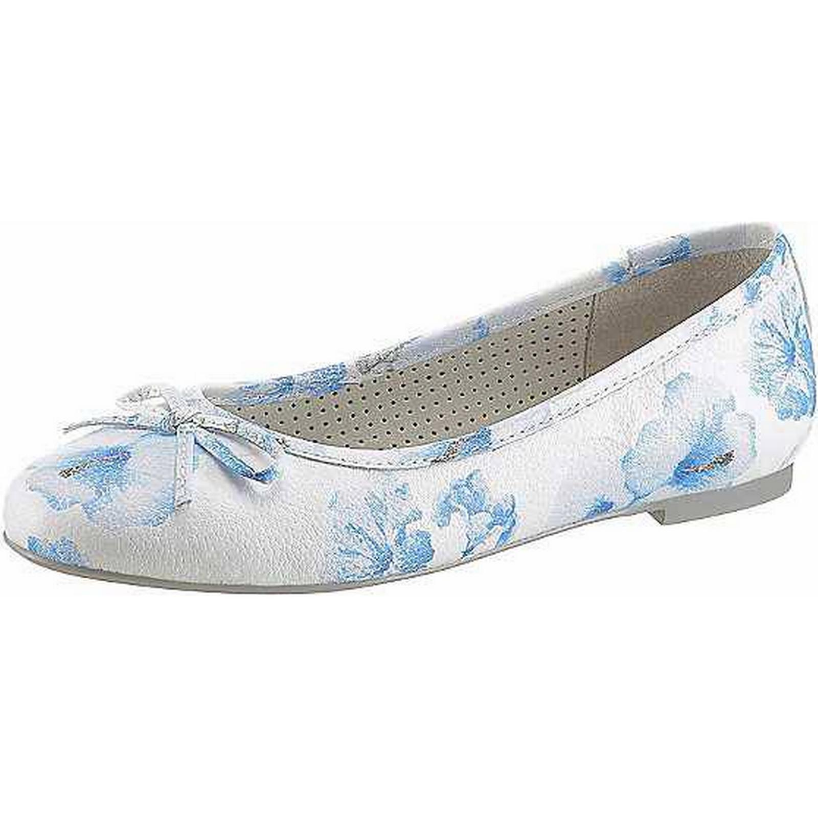 Be Natural Floral Natural Print Ballerinas by Be Natural Floral 1d1733